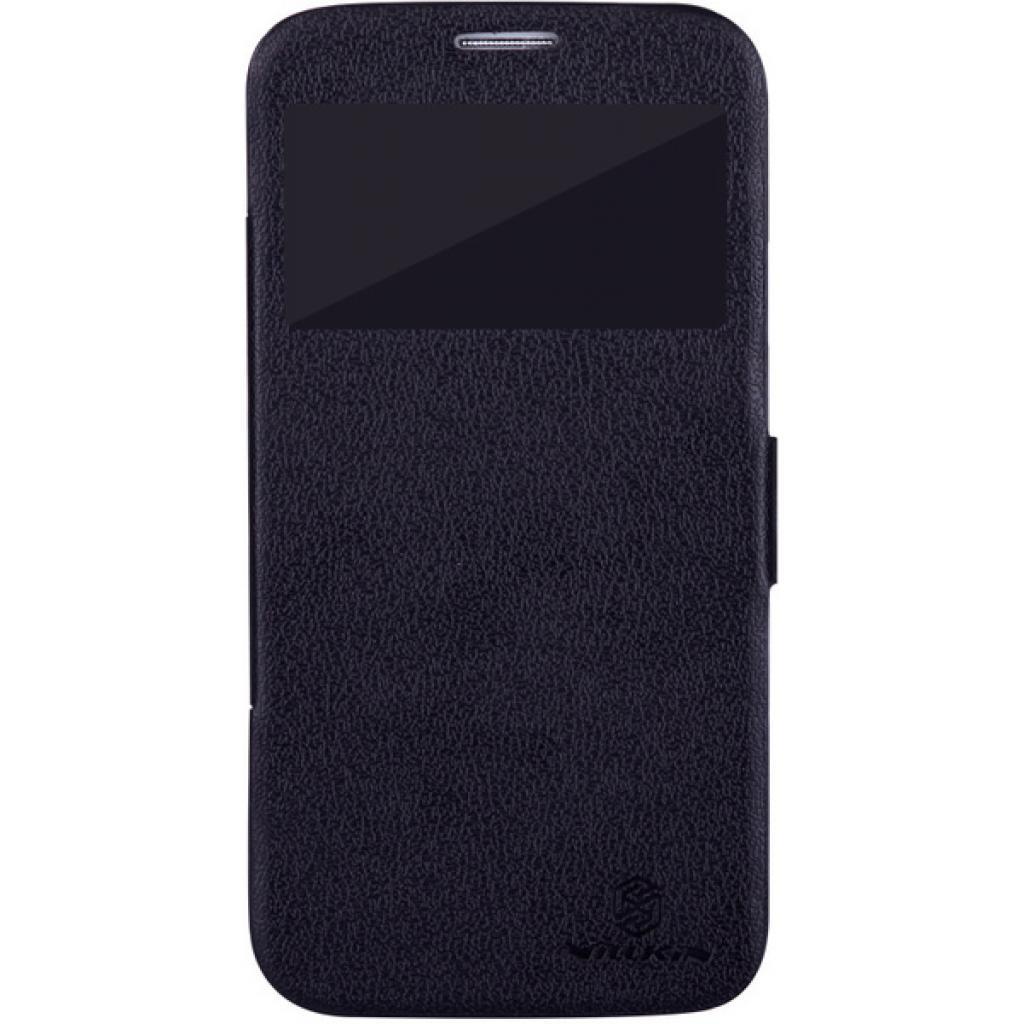 Чехол для моб. телефона NILLKIN для Samsung I9152 /Fresh/ Leather/Black (6076968)