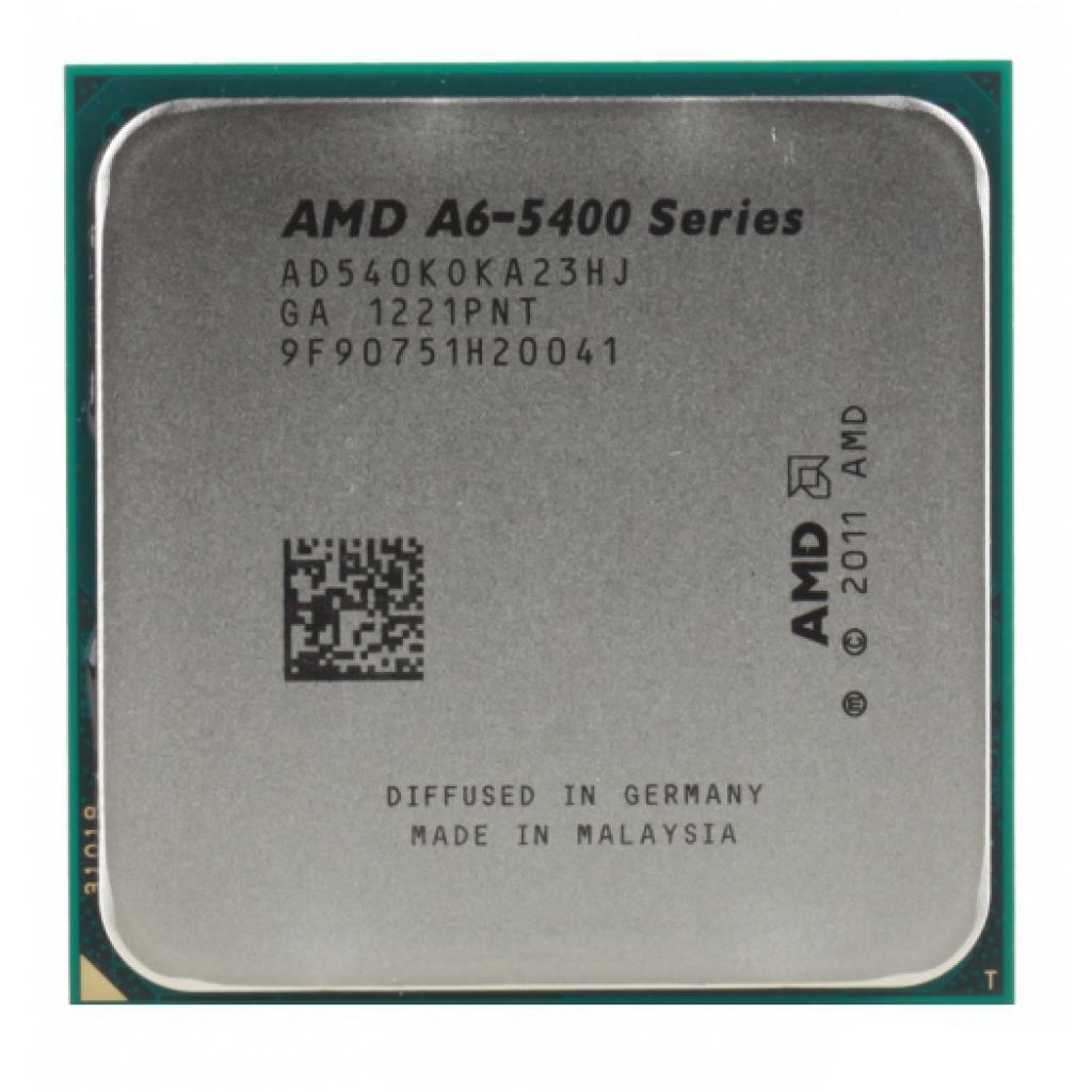 Процессор AMD A6-5400K X2 (AD540KOKA23HJ)