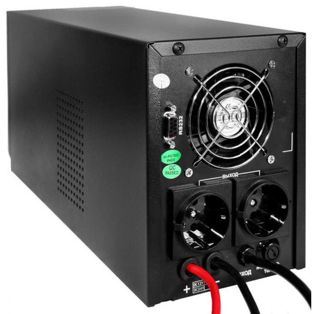 Источник бесперебойного питания LogicPower LPM-PSW-1500 (00003180) изображение 2