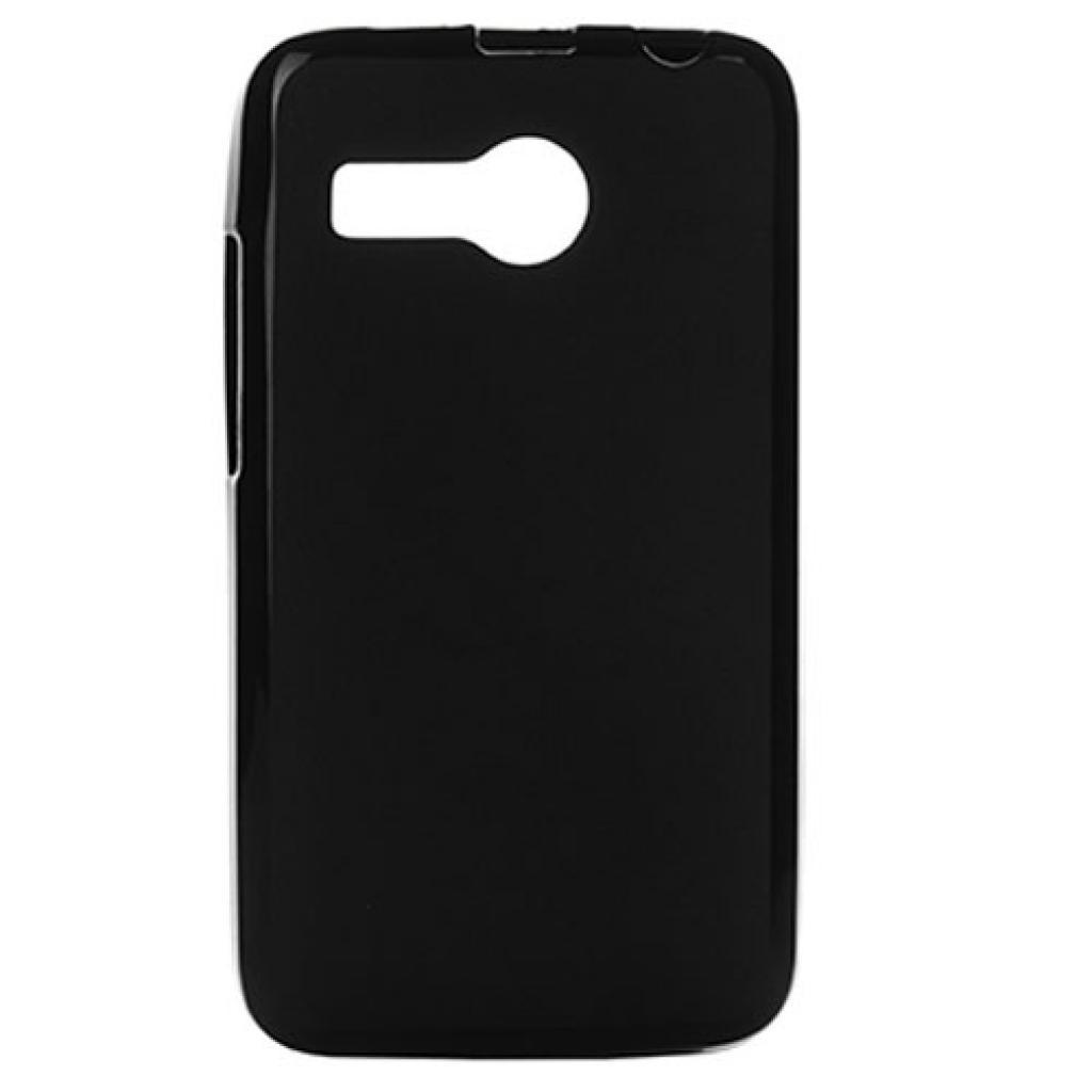 Чехол для моб. телефона для Lenovo A316 (Black) Elastic PU Drobak (211473)