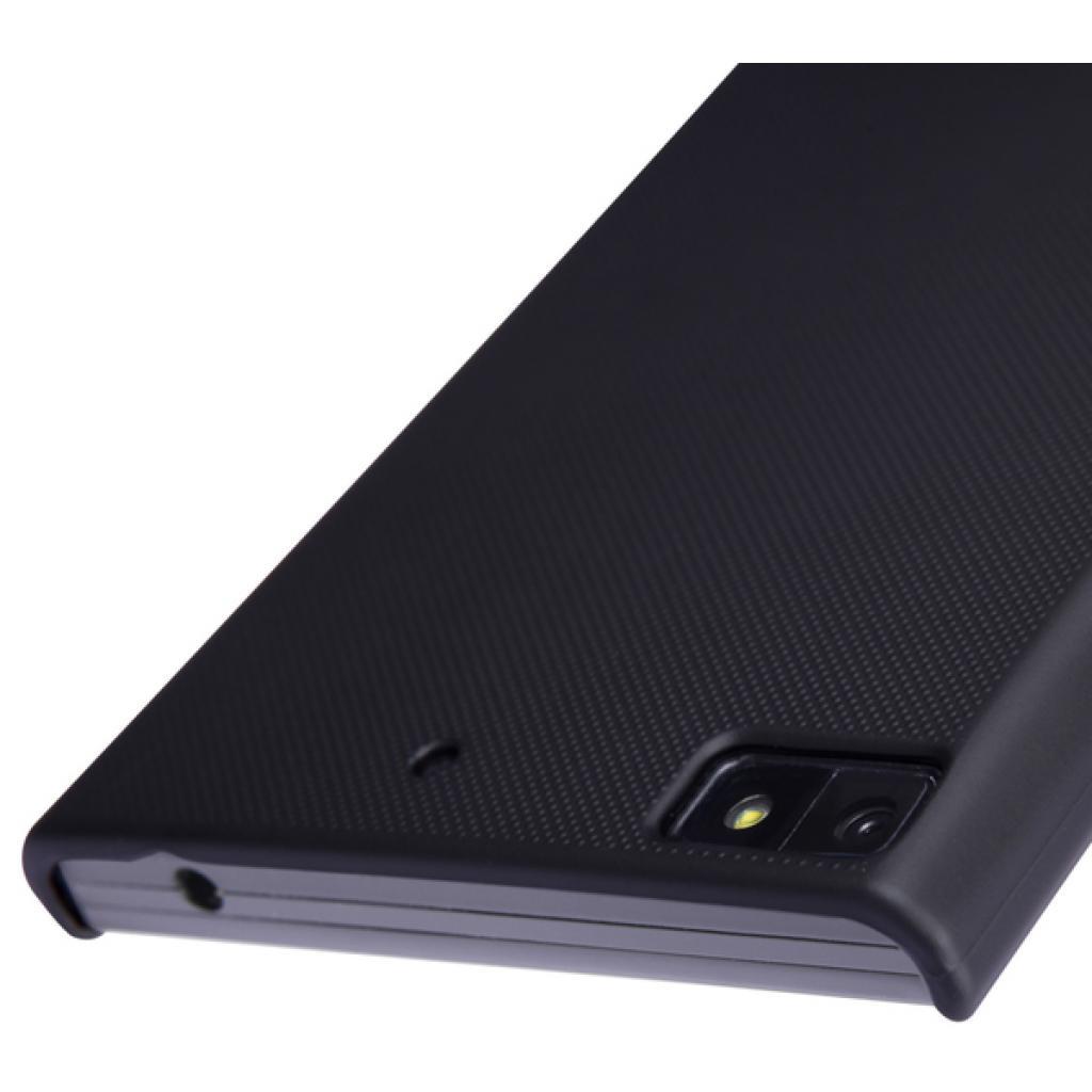 Чехол для моб. телефона NILLKIN для Bleckberry Z3 /Super Frosted Shield/Black (6164355) изображение 2