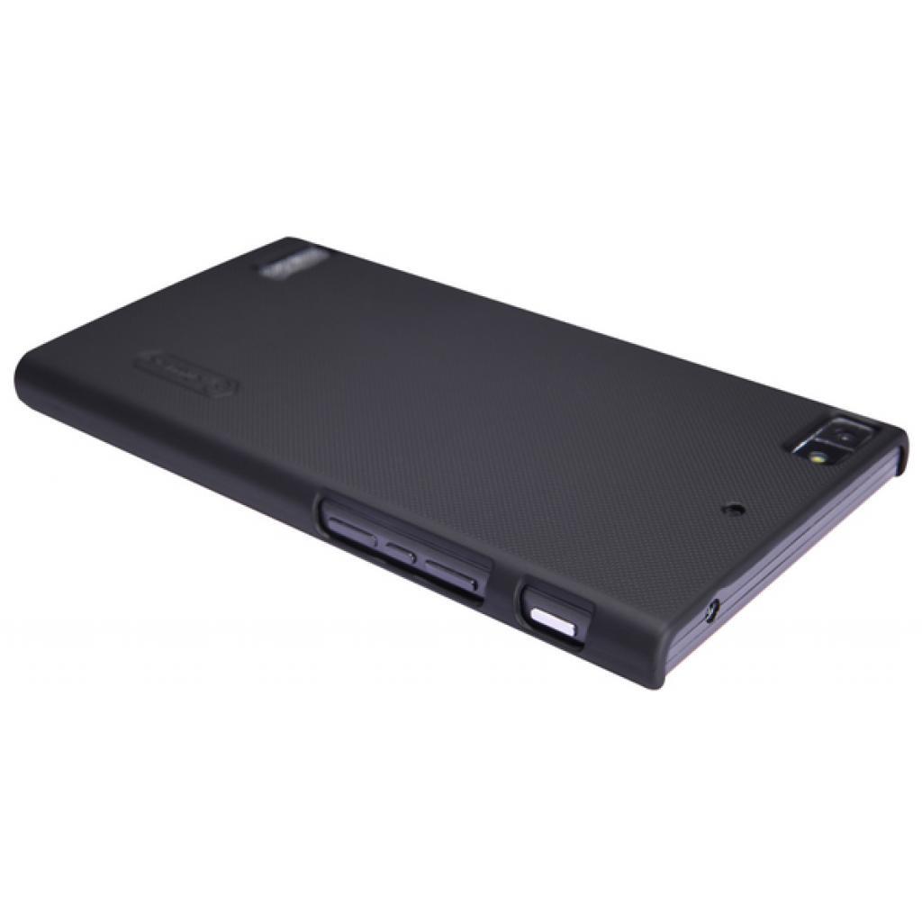 Чехол для моб. телефона NILLKIN для Bleckberry Z3 /Super Frosted Shield/Black (6164355) изображение 5