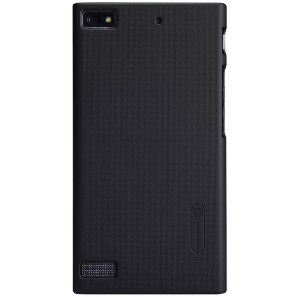 Чехол для моб. телефона NILLKIN для Bleckberry Z3 /Super Frosted Shield/Black (6164355)