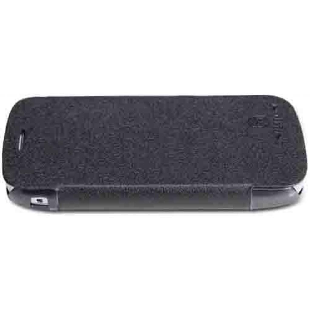Чехол для моб. телефона NILLKIN для Samsung S7390 /Fresh/ Leather/Black (6130564) изображение 3