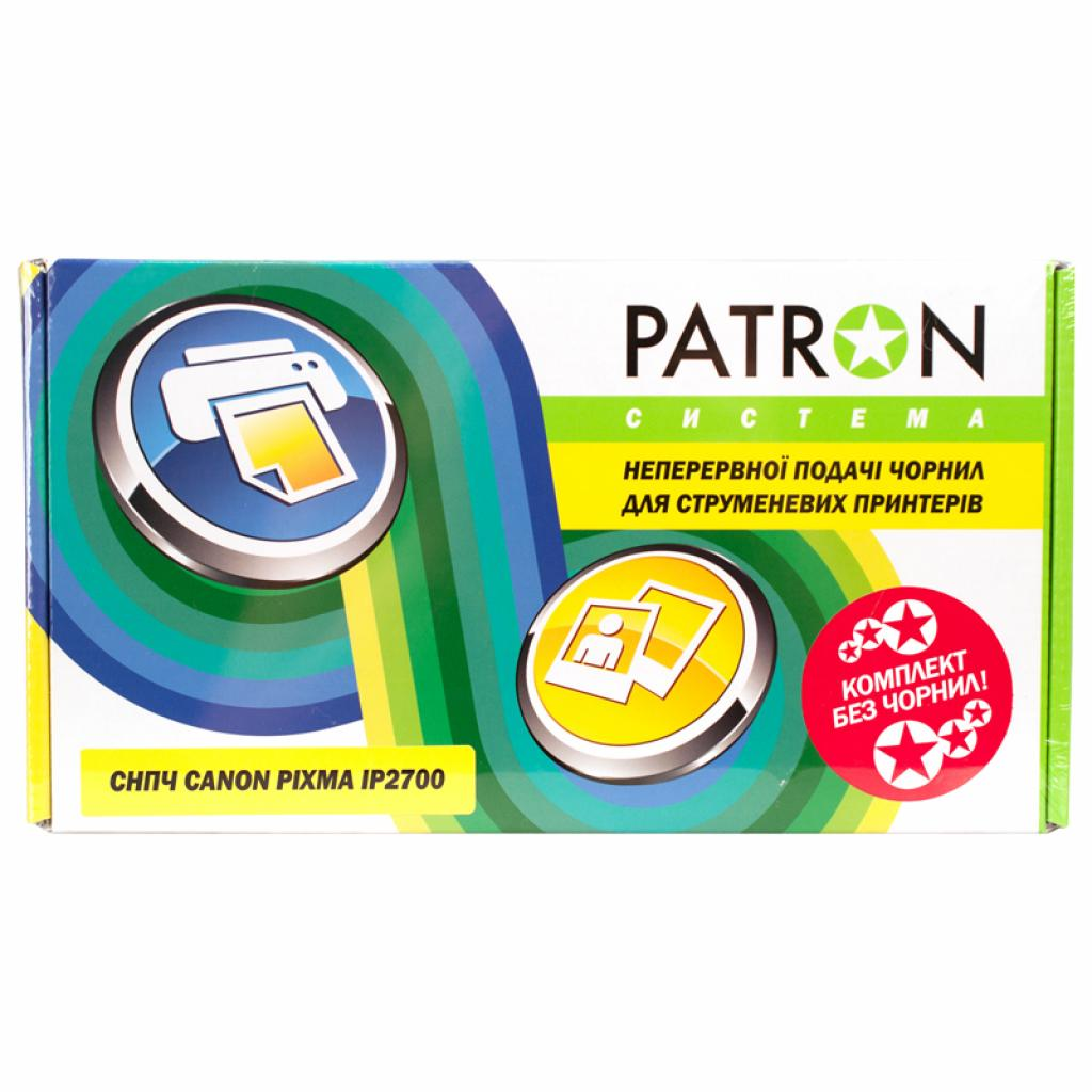СНПЧ PATRON CANON IP2700 (CISS-PNEC-CAN-IP2700) изображение 2