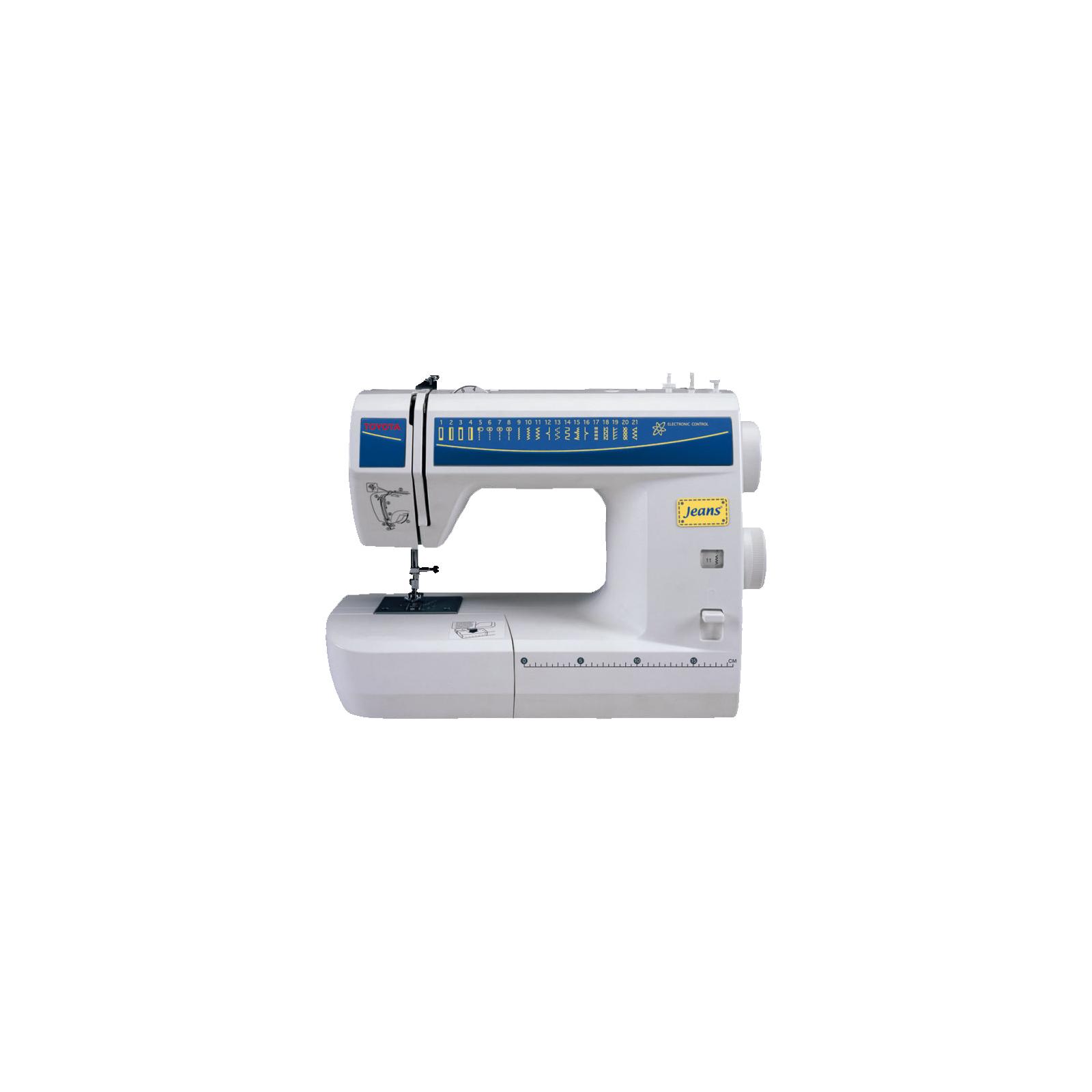 Швейная машина TOYOTA JS 121 (*)
