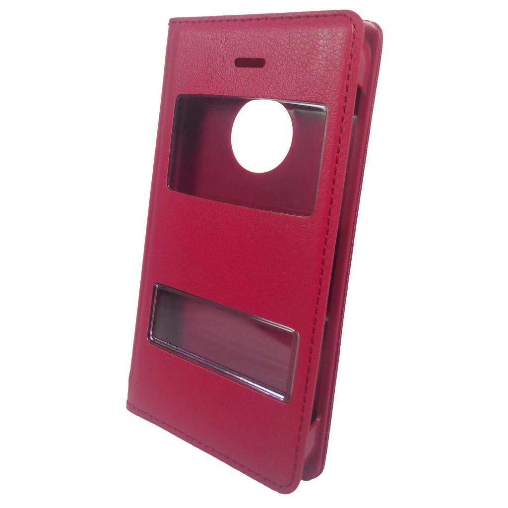 Чехол для моб. телефона GLOBAL для Apple iPhone 5 (красный) (1283126459092) изображение 2