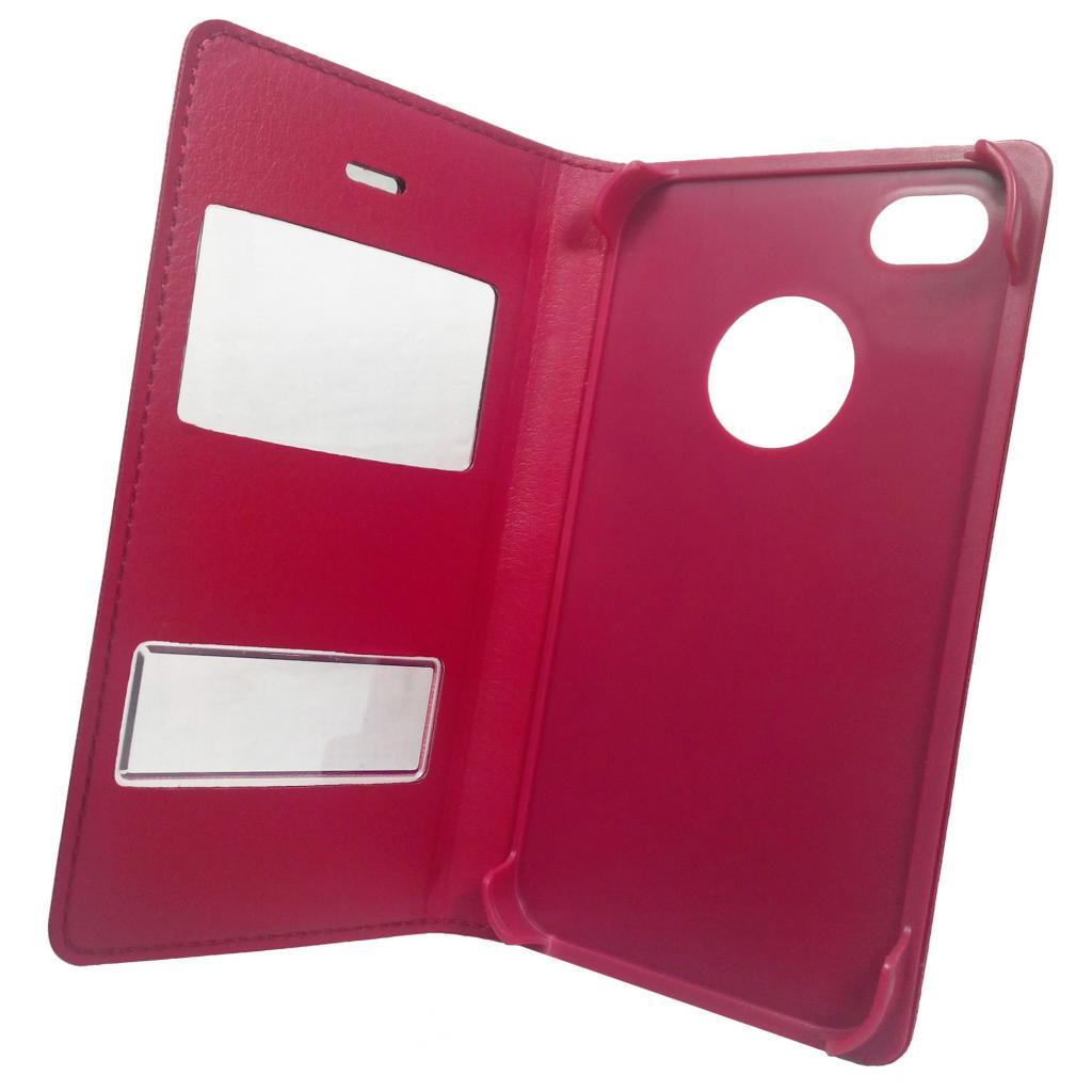 Чехол для моб. телефона GLOBAL для Apple iPhone 5 (красный) (1283126459092)
