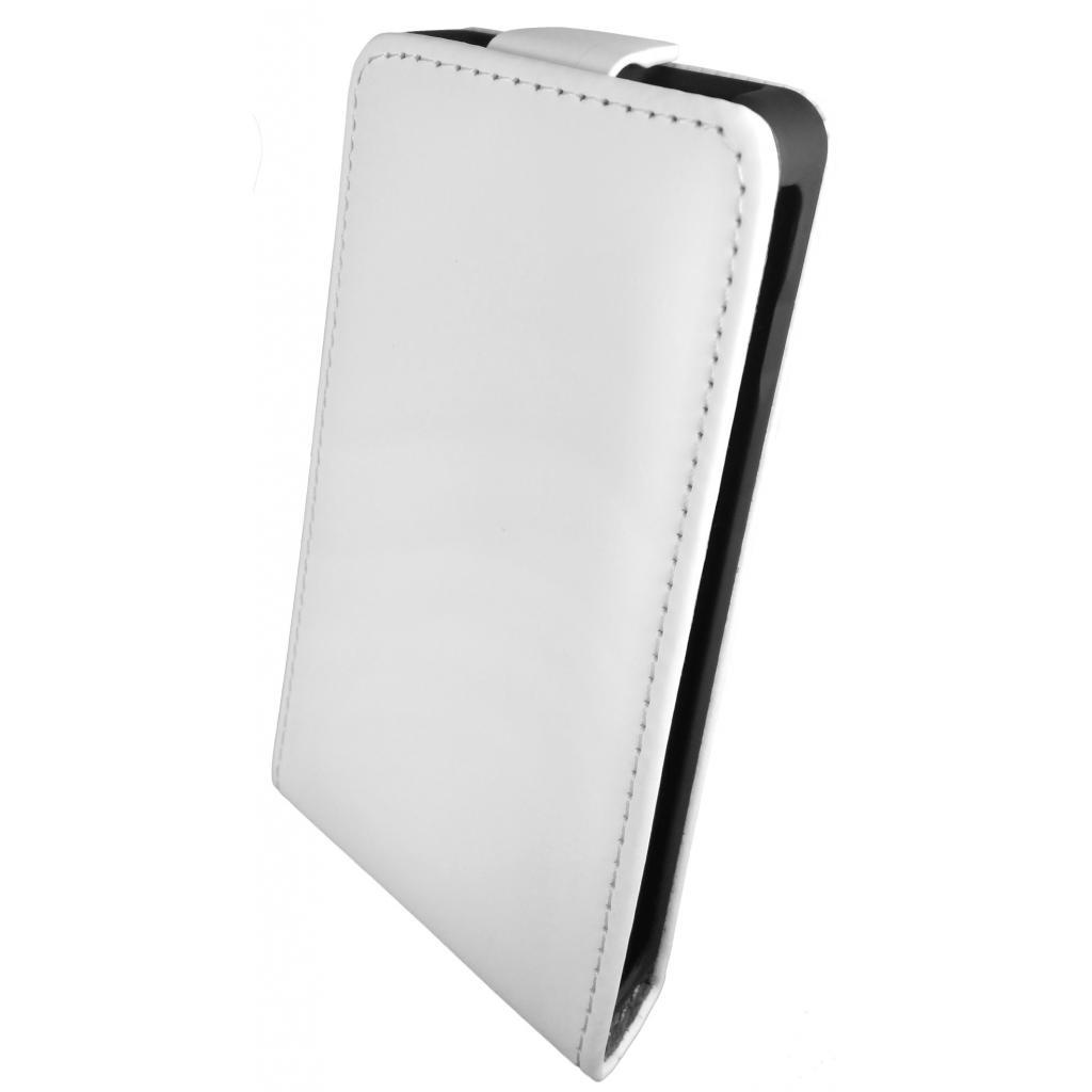 Чехол для моб. телефона GLOBAL для LG E450 Optimus L5 II (белый) (1283126448676) изображение 2