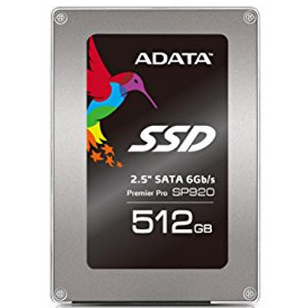 "Накопитель SSD 2.5"" 512GB ADATA (ASP900S3-512GM-C)"
