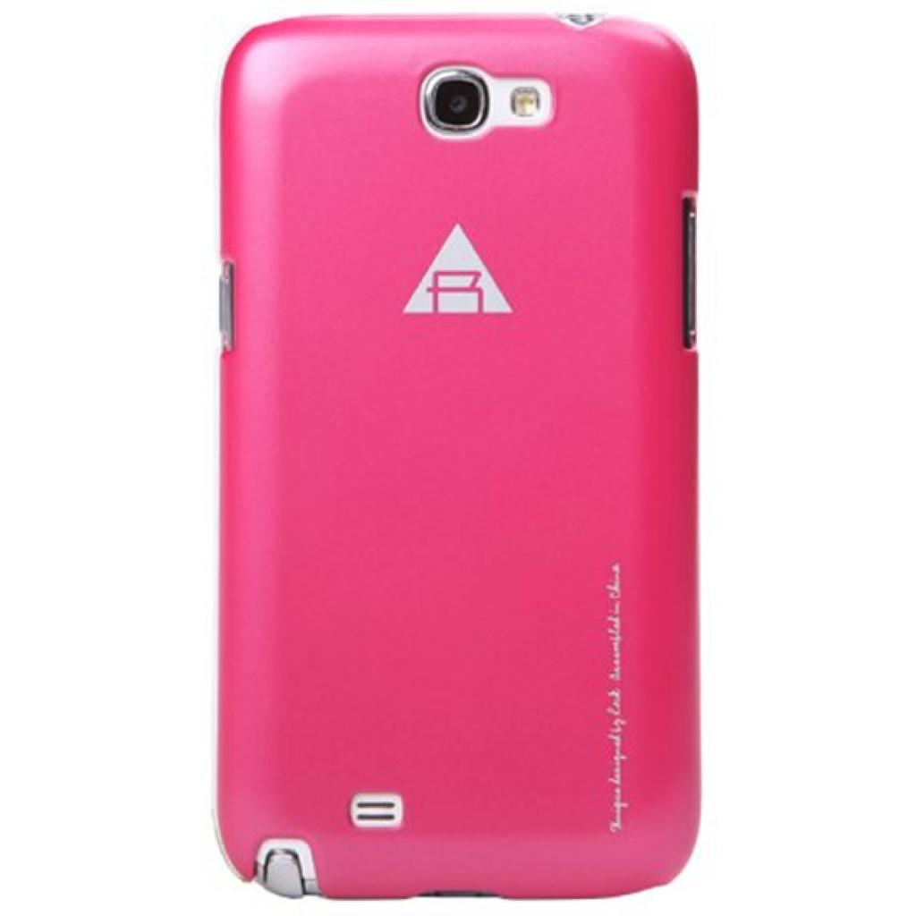 Чехол для моб. телефона Rock Samsung Note2 N7100 New naked shell series rose red (N7100-43910)