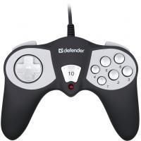 -#-Геймпад Defender Game Racer Classic (64250)
