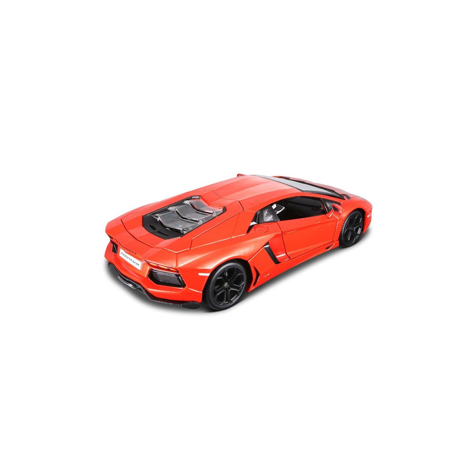 Радиоуправляемая игрушка AULDEY Lamborghini Aventador LP 700-4 (LC258050-4B) изображение 2