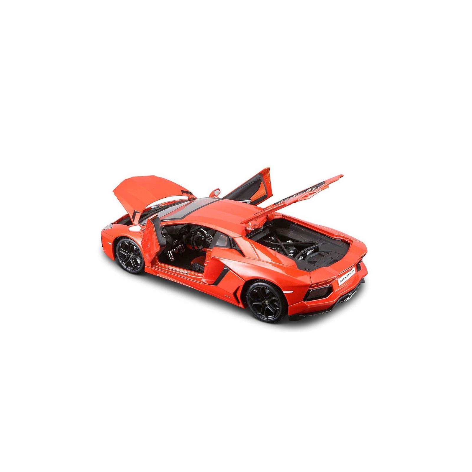 Радиоуправляемая игрушка AULDEY Lamborghini Aventador LP 700-4 (LC258050-4B) изображение 3