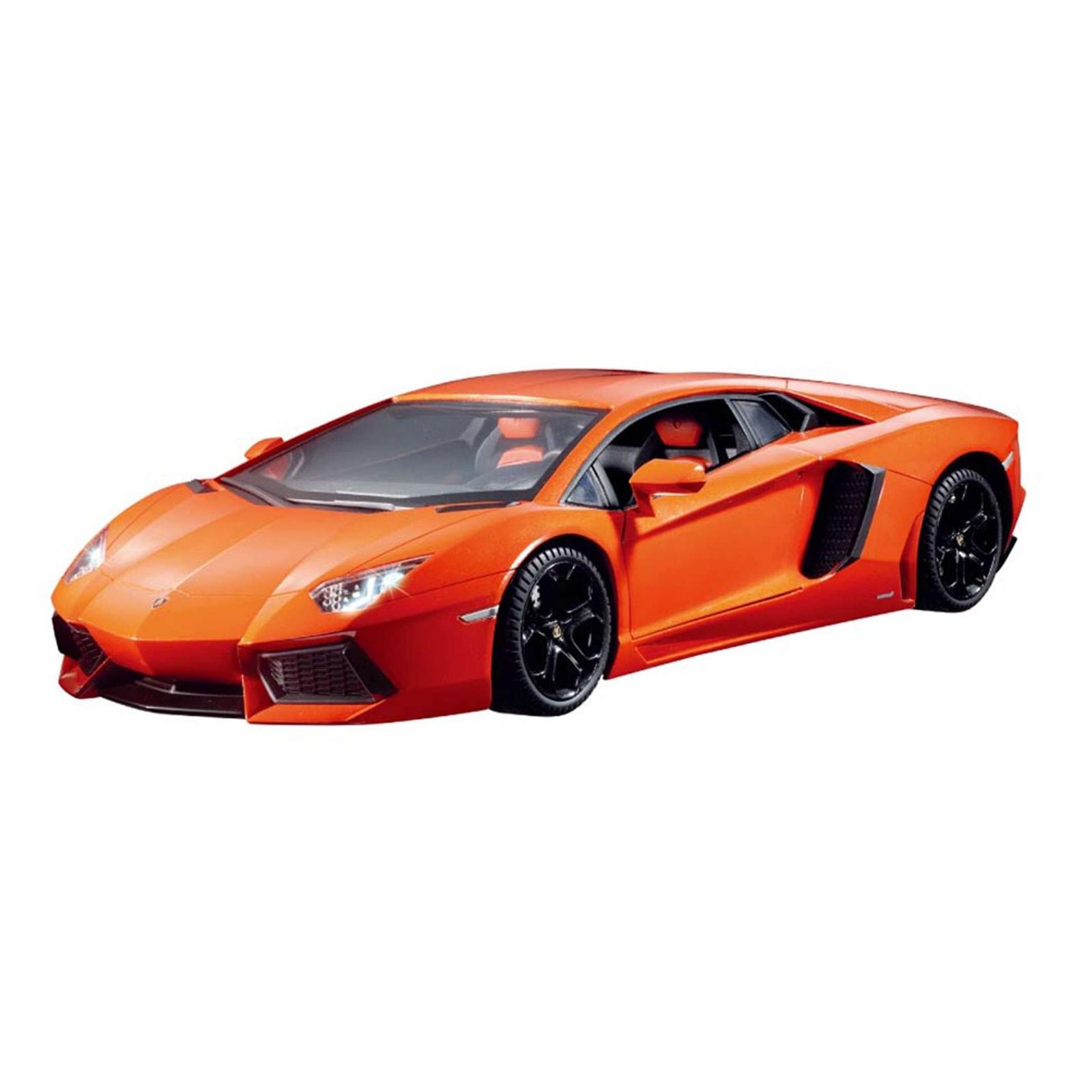 Радиоуправляемая игрушка AULDEY Lamborghini Aventador LP 700-4 (LC258050-4B)