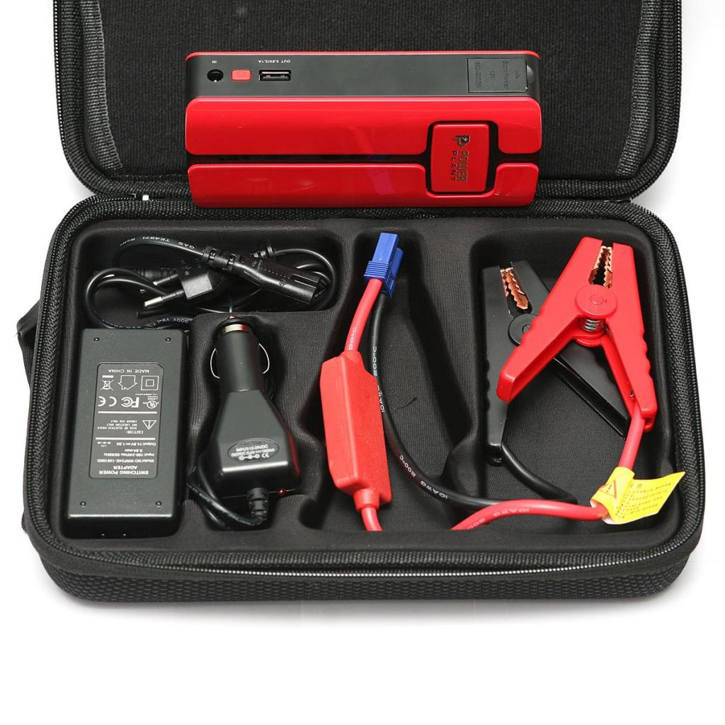 Батарея универсальная PowerPlant J-TM-18C 10000mAh + Multi-Function Jump Starter (DV00DV0010) изображение 5