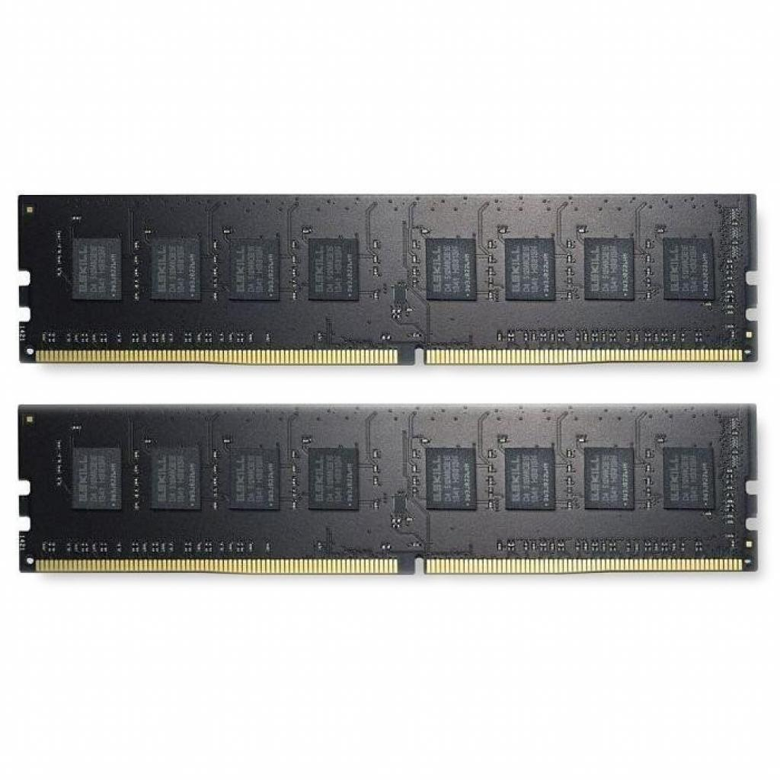 Модуль памяти для компьютера DDR4 8GB (2x4GB) 2800 MHz G.Skill (F4-2800C15D-8GTZB)