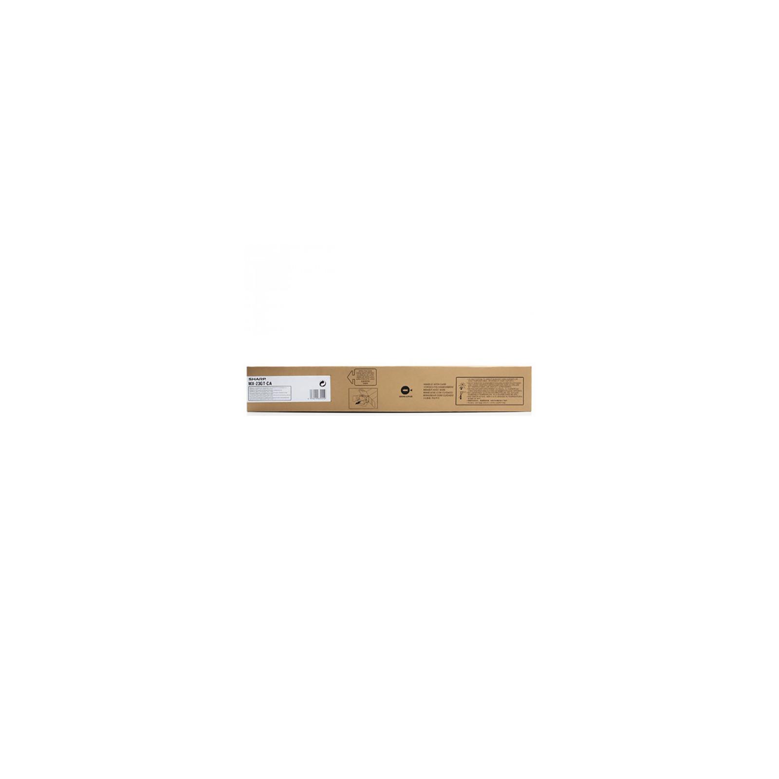 Тонер-картридж SHARP MX 23GTCA Cyan 10K (MX23GTCA/MX-23GTCA) изображение 2