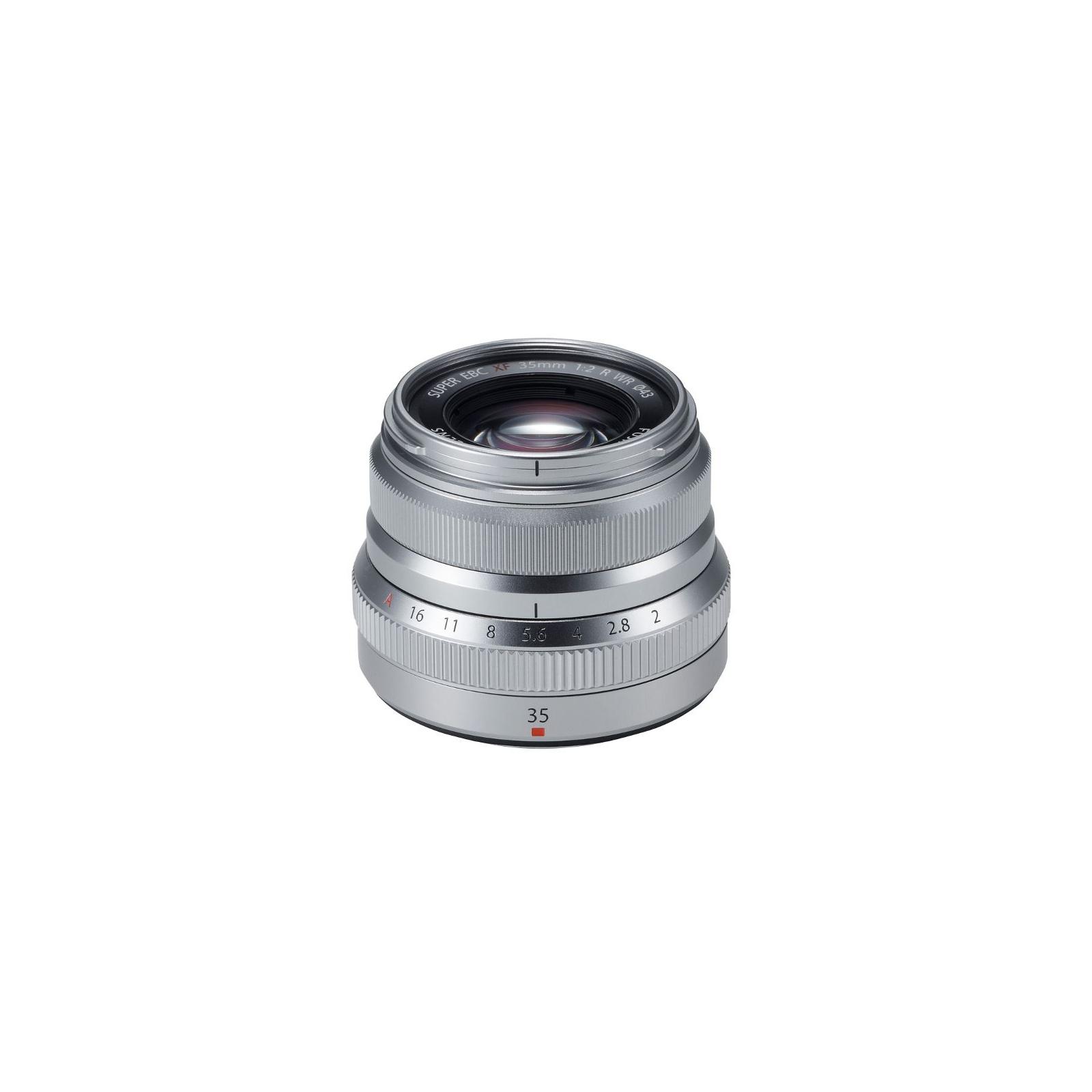 Объектив Fujifilm XF 35mm F2.0 Silver (16481880)