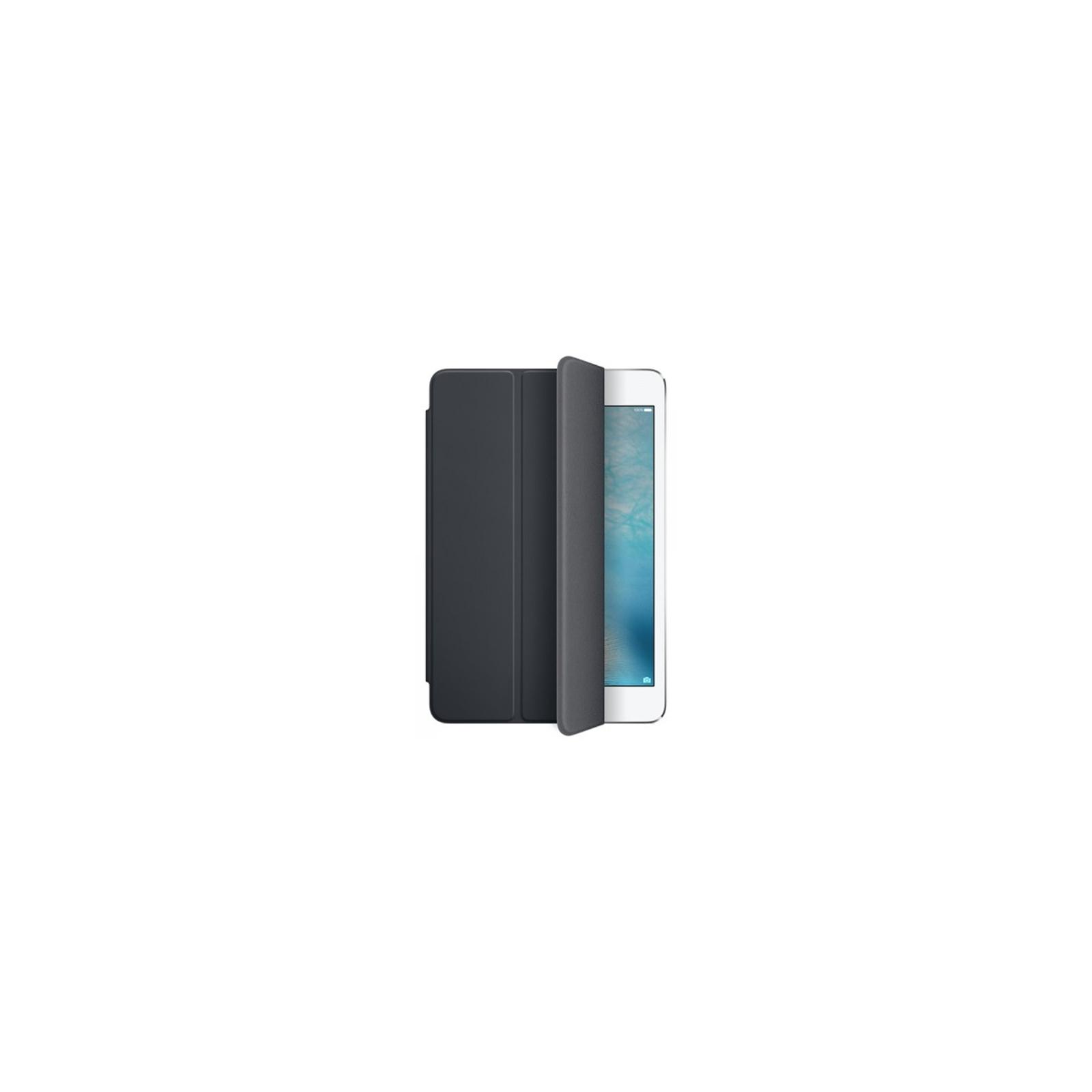 Чехол для планшета Apple Smart Cover для iPad mini 4 Charcoal Gray (MKLV2ZM/A) изображение 3