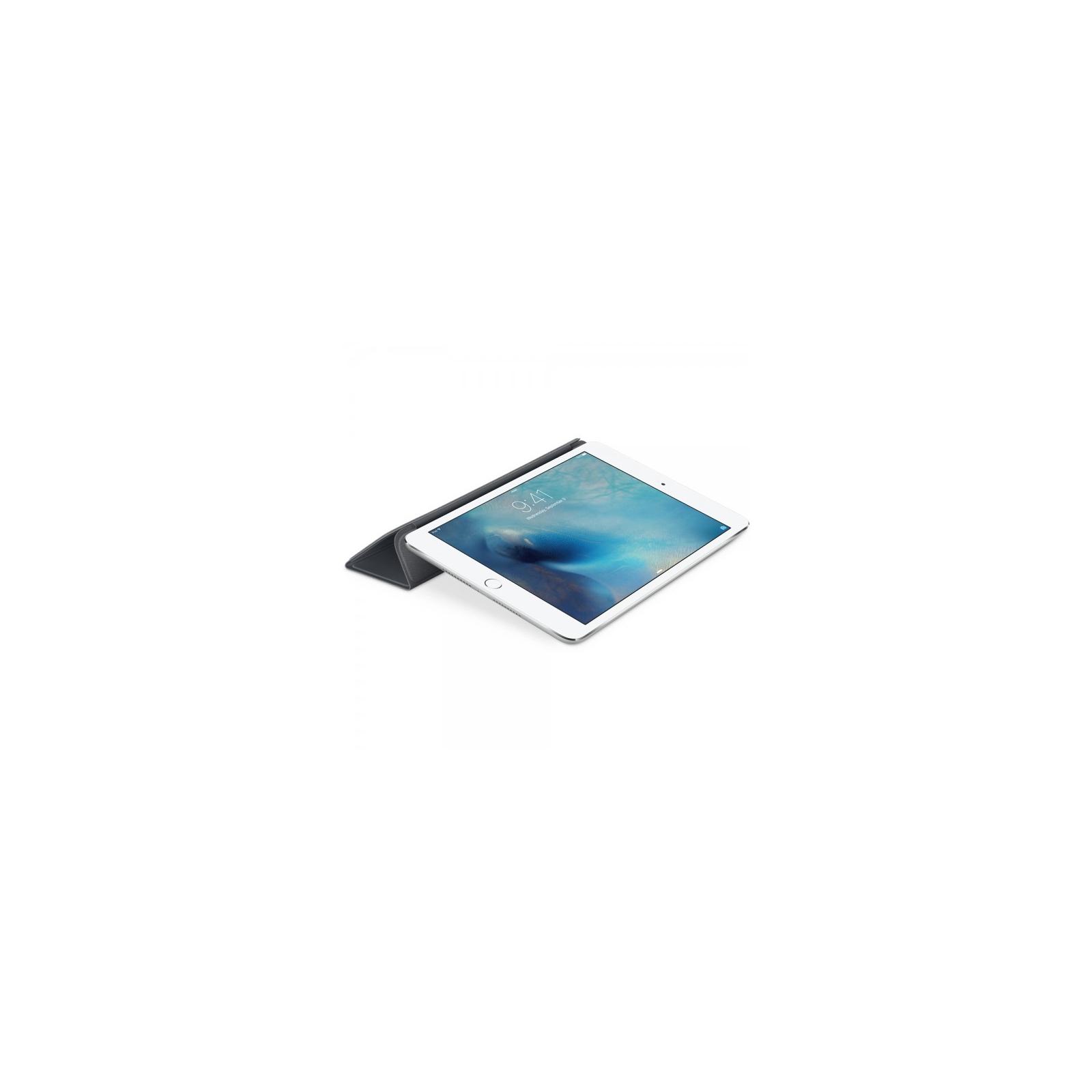 Чехол для планшета Apple Smart Cover для iPad mini 4 Charcoal Gray (MKLV2ZM/A) изображение 4