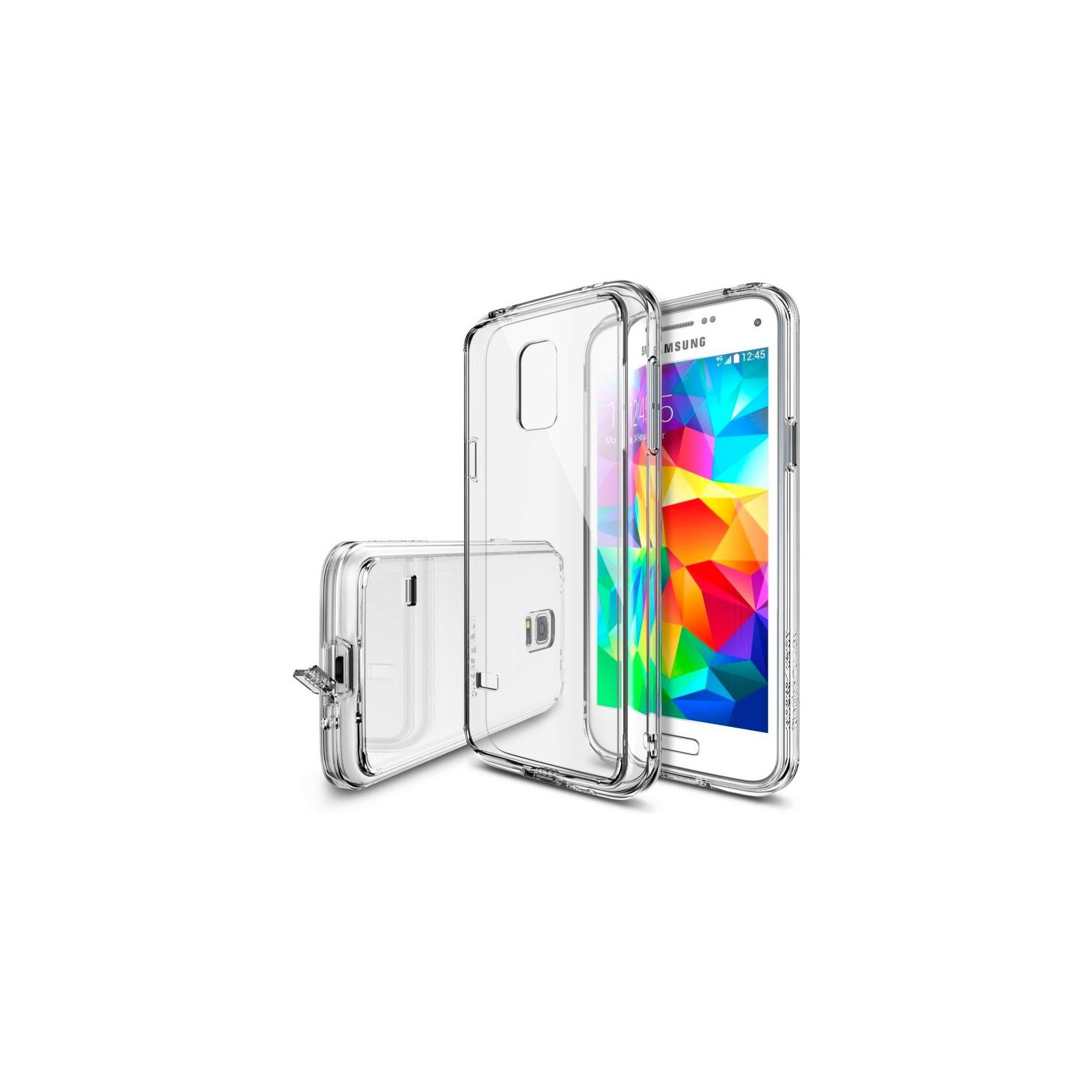 Чехол для моб. телефона Ringke Fusion для Samsung Galaxy S5 (Crystal view) (156933)
