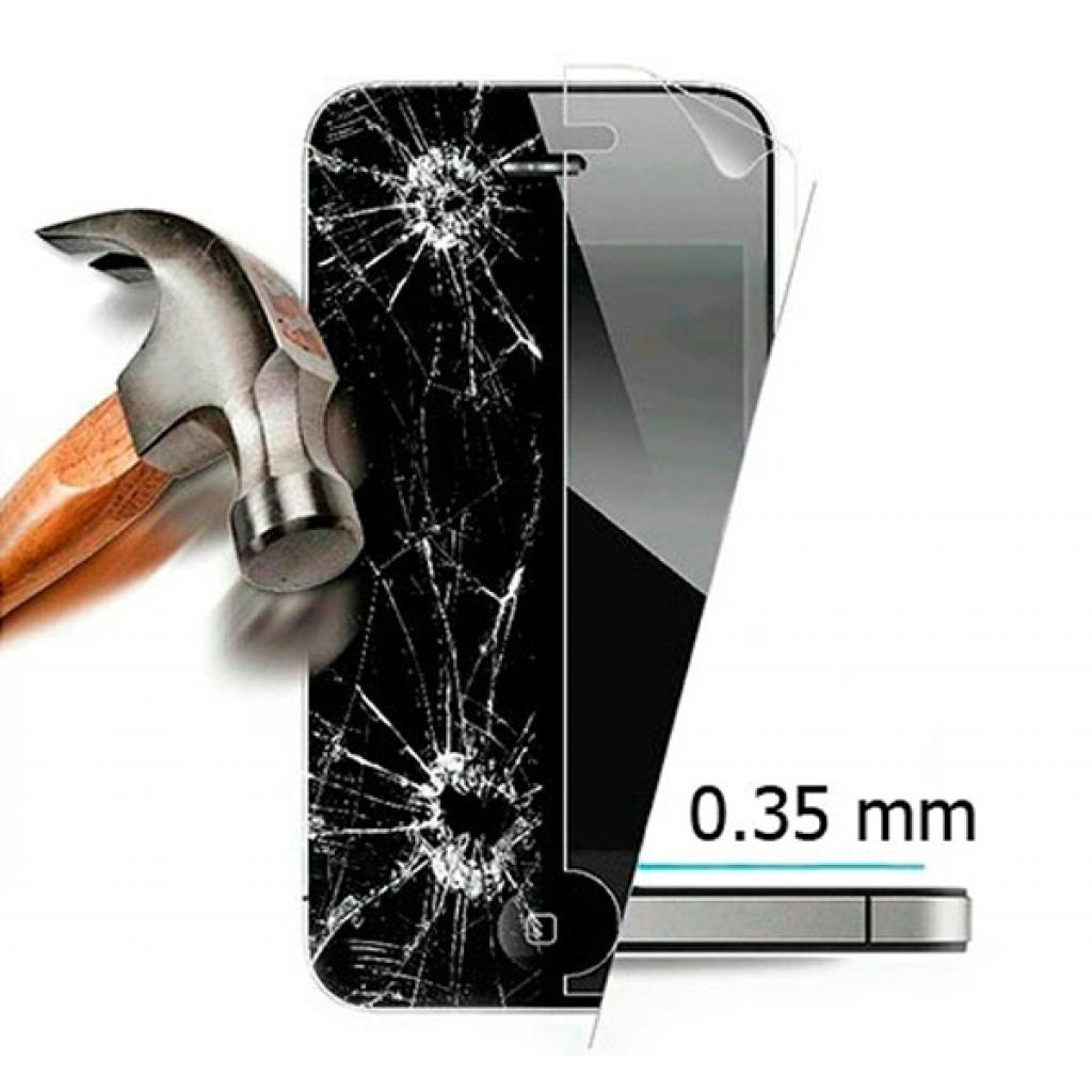 Пленка защитная Drobak для планшета Apple iPad mini Anti-Shock (500233) изображение 2