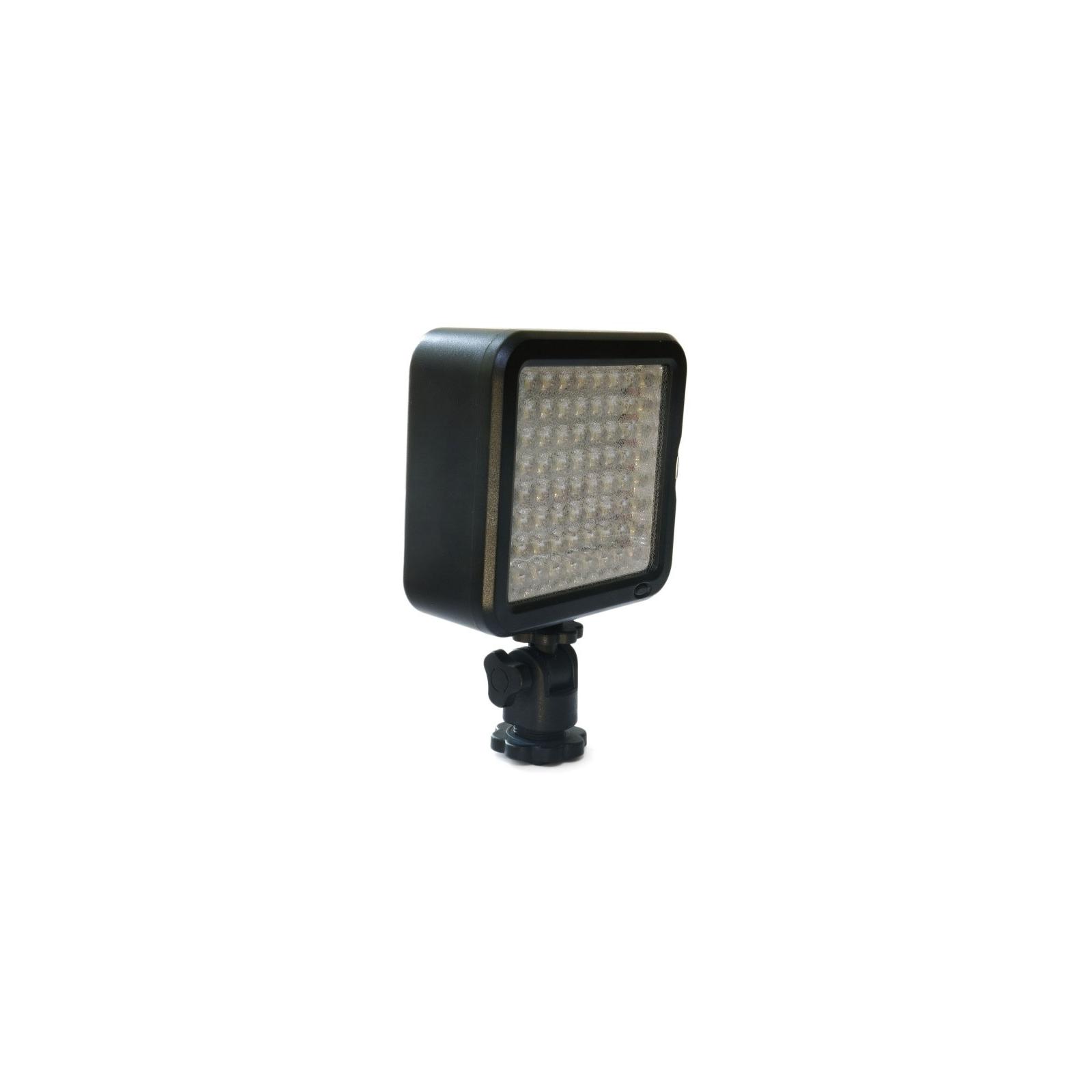 Вспышка EXTRADIGITAL Накамерный свет LED-E72 (LED3206) изображение 2