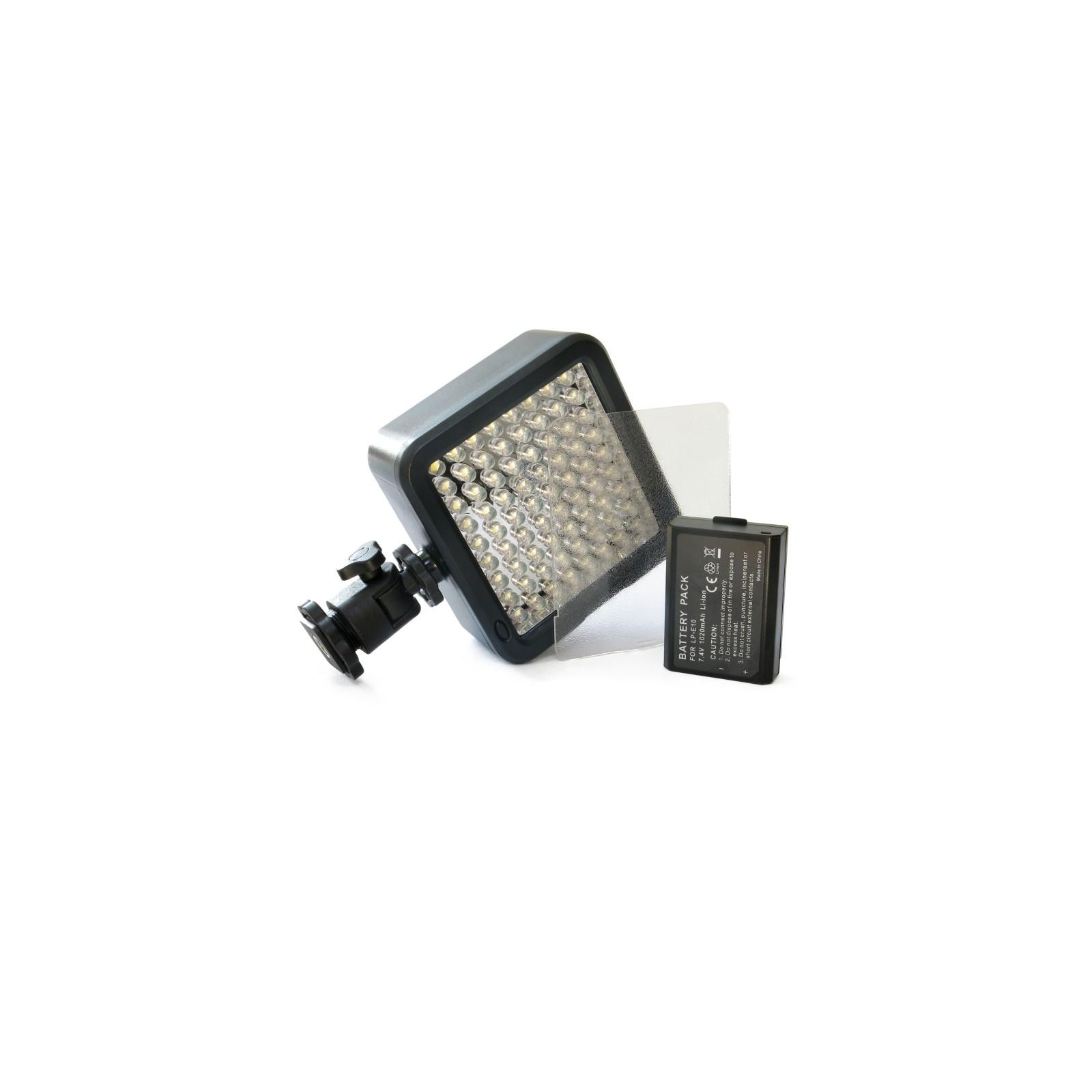Вспышка EXTRADIGITAL Накамерный свет LED-E72 (LED3206) изображение 4