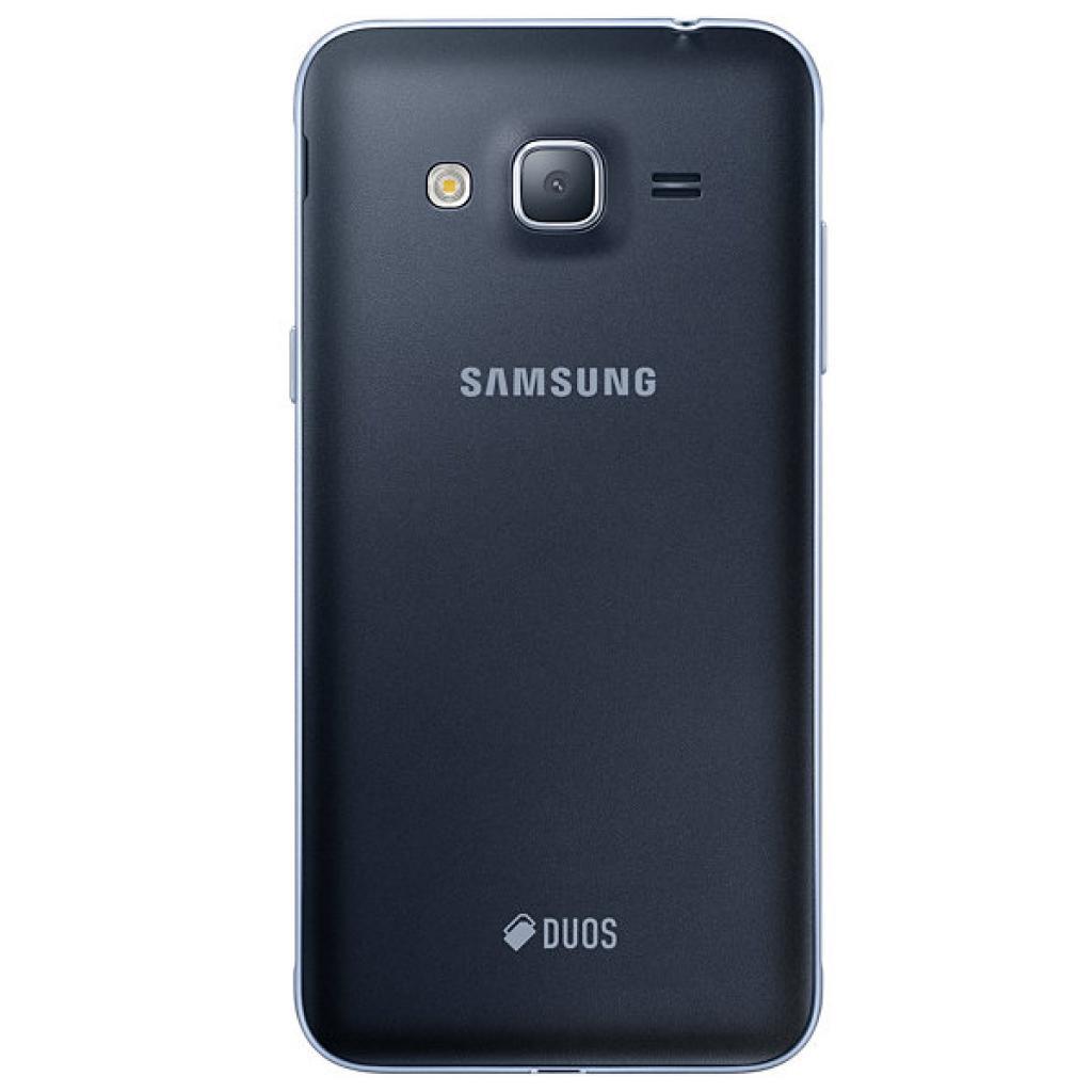 Мобильный телефон Samsung SM-J320H (Galaxy J3 2016 Duos) Black (SM-J320HZKDSEK) изображение 2