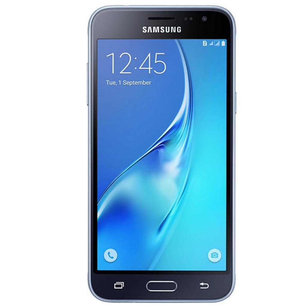 Мобильный телефон Samsung SM-J320H (Galaxy J3 2016 Duos) Black (SM-J320HZKDSEK)