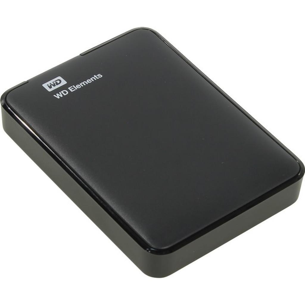 """Внешний жесткий диск 2.5"""" 1.5TB Western Digital (WDBU6Y0015BBK-EESN) изображение 4"""