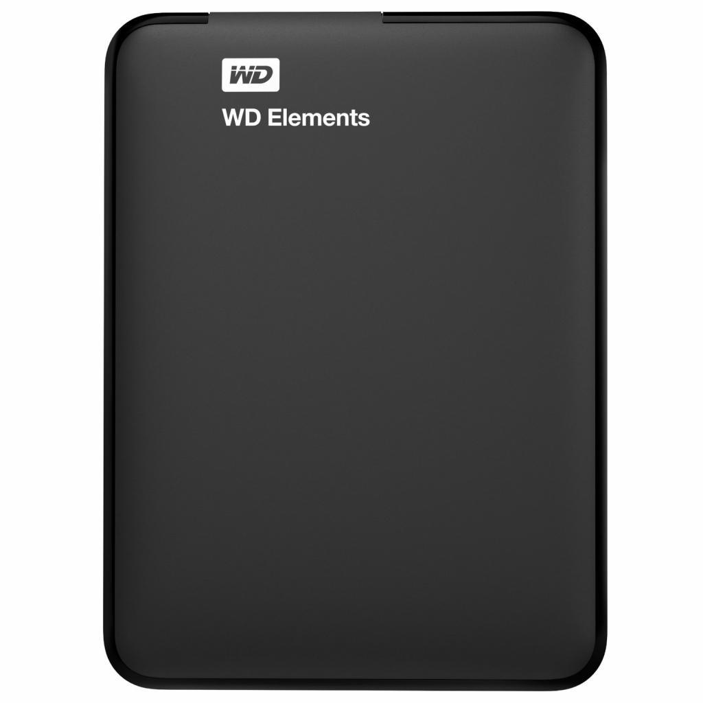 "Внешний жесткий диск 2.5"" 1.5TB Western Digital (WDBU6Y0015BBK-EESN)"