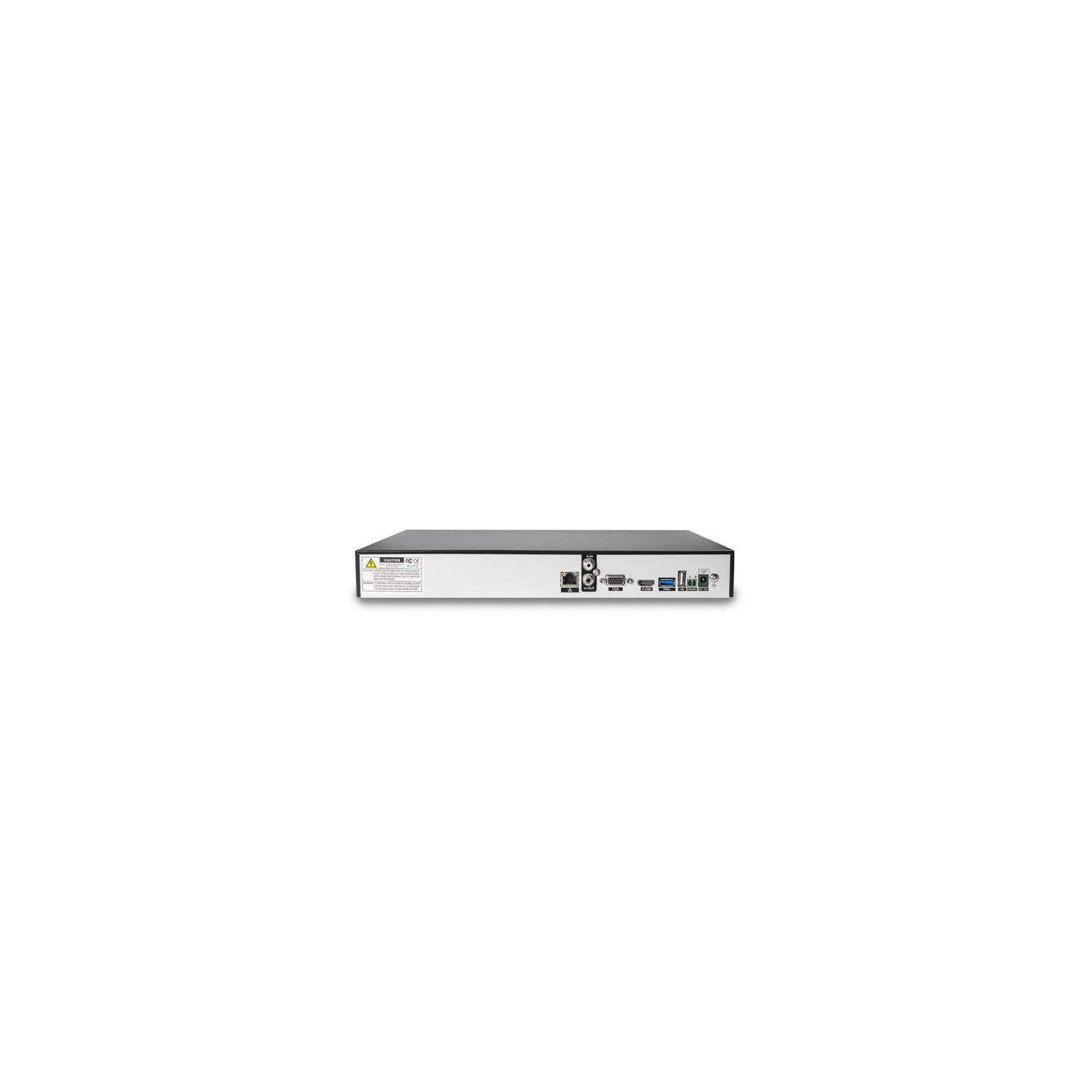 Регистратор для видеонаблюдения Tecsar NVR28-24F0P-H (5017) изображение 3