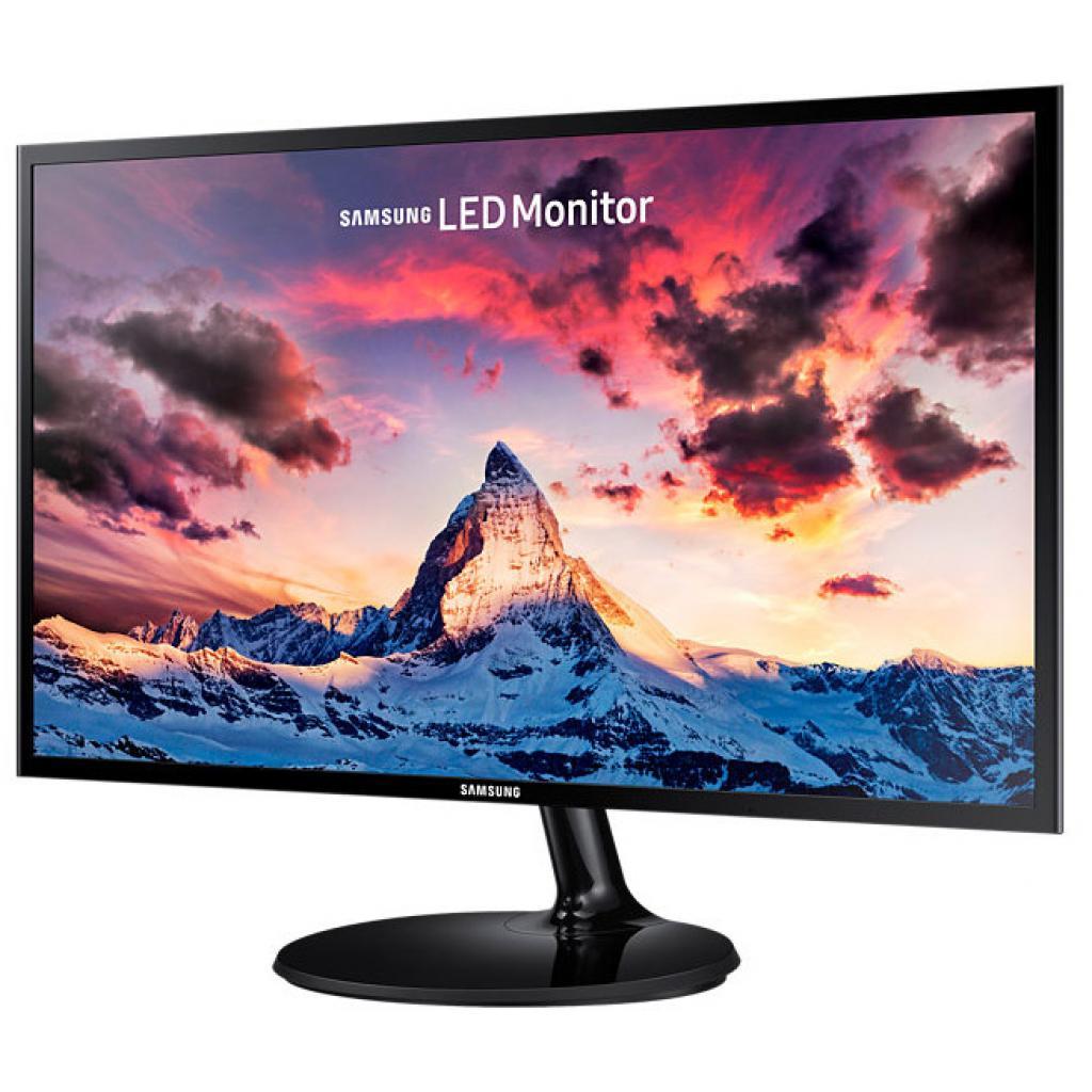 Монитор Samsung S19F350HNI (LS19F350HNIXCI) изображение 2