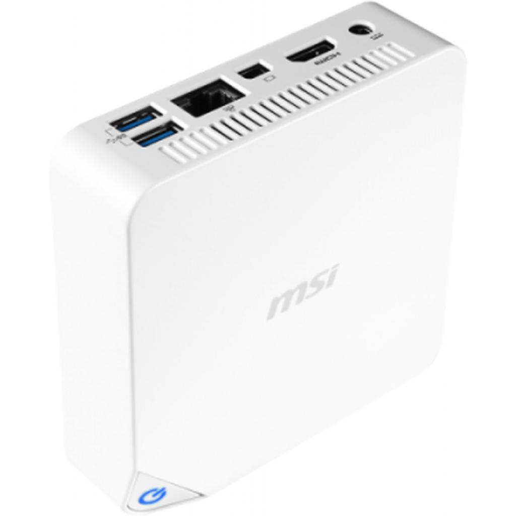 Компьютер MSI Cubi-005BUS-W3805UXX White (936-B09612-023) изображение 3