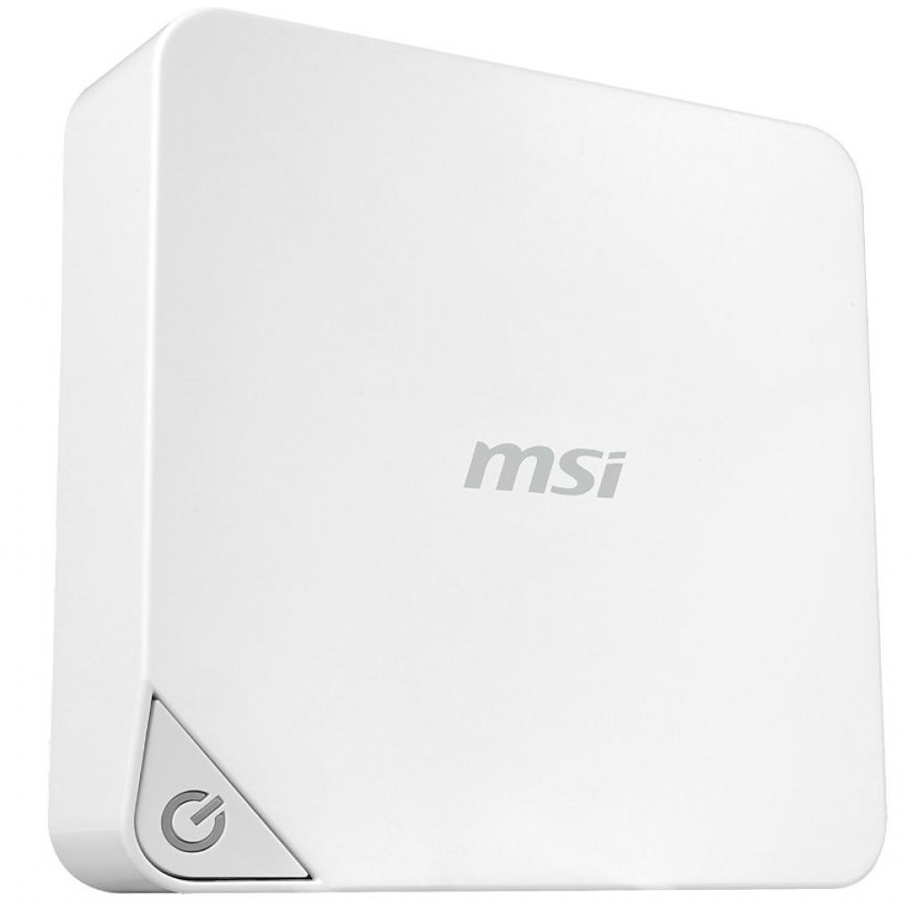Компьютер MSI Cubi-005BUS-W3805UXX White (936-B09612-023) изображение 4