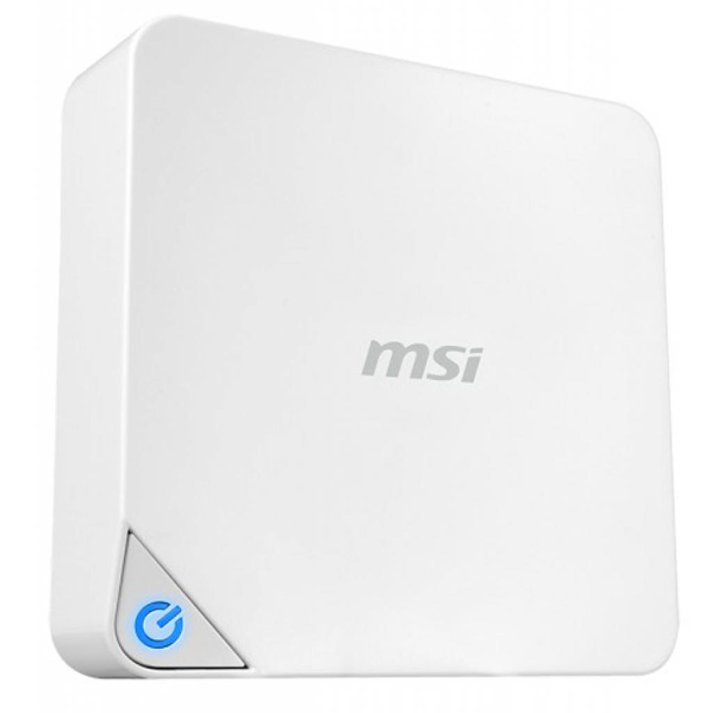 Компьютер MSI Cubi-005BUS-W3805UXX White (936-B09612-023)