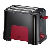 Тостер CLATRONIC TA 3551 black-red