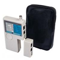 Тестер кабельний RJ-45, RJ-12, BNC, USB ESERVER (WT-4065)