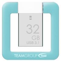 USB флеш накопитель Team 32GB T162 Blue USB 3.1 (TT162332GL01)