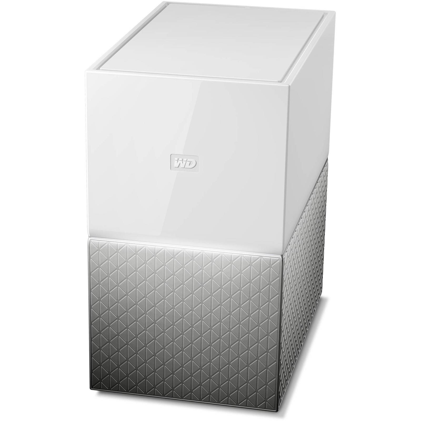 "NAS 3.5"" 6TB My Cloud Home Duo WD (WDBMUT0060JWT-EESN) изображение 3"