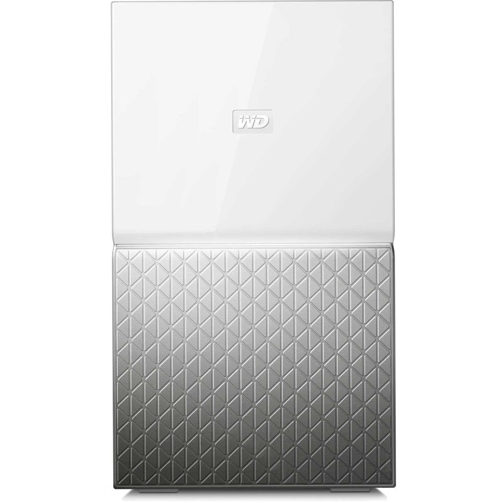 "NAS 3.5"" 6TB My Cloud Home Duo WD (WDBMUT0060JWT-EESN) изображение 8"