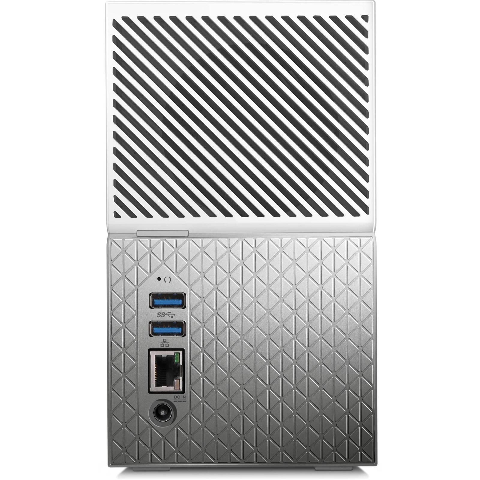 "NAS 3.5"" 6TB My Cloud Home Duo WD (WDBMUT0060JWT-EESN) изображение 9"
