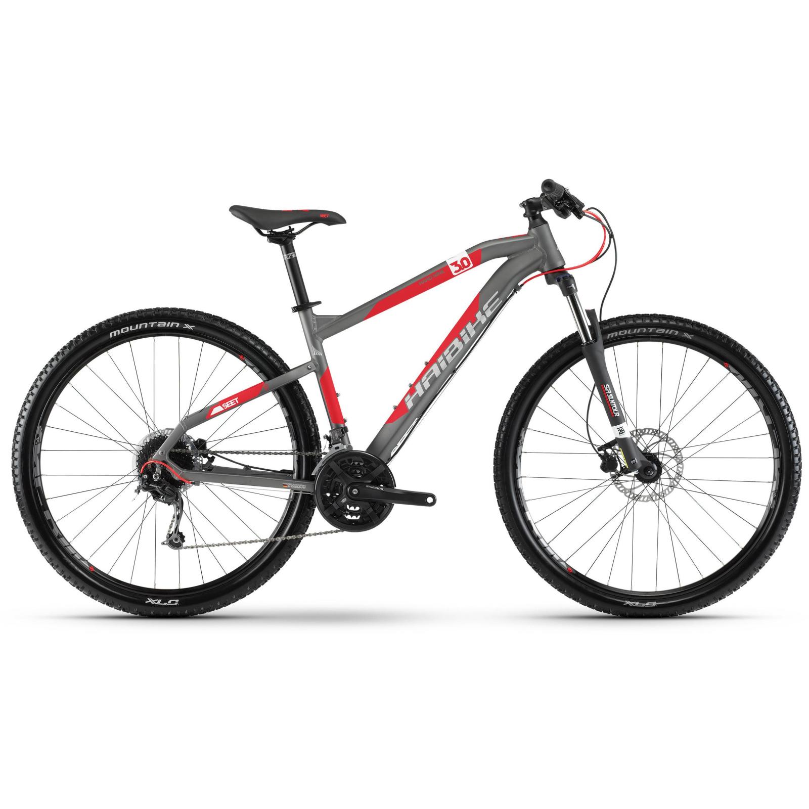 """Велосипед Haibike SEET HardNine 3.0 29"""", рама 45см, 2018 (4100104845)"""
