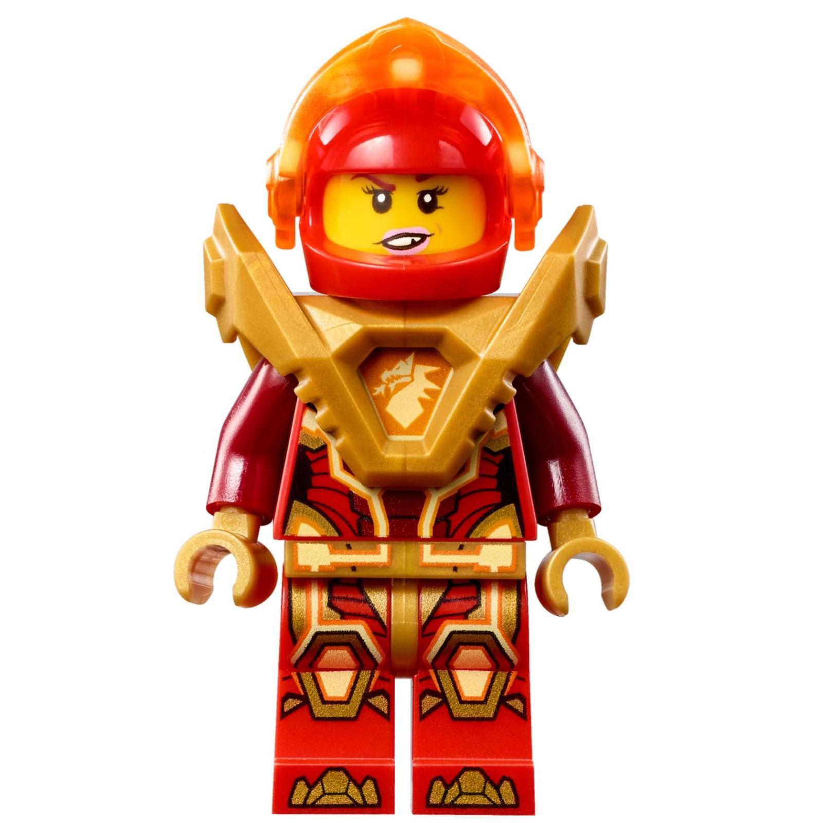 Конструктор LEGO Nexo Knights Бомбардировщик Берсеркер (72003) изображение 10