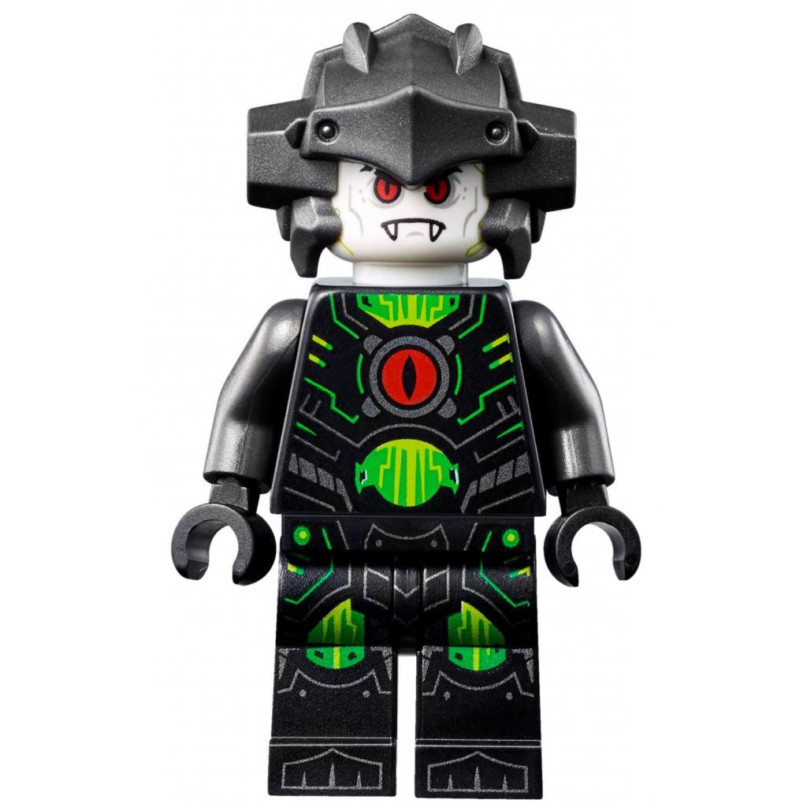 Конструктор LEGO Nexo Knights Бомбардировщик Берсеркер (72003) изображение 11