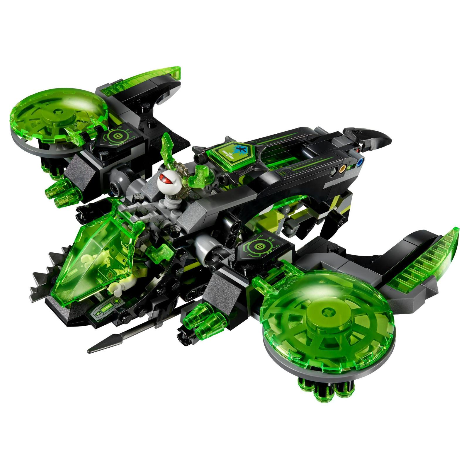 Конструктор LEGO Nexo Knights Бомбардировщик Берсеркер (72003) изображение 3