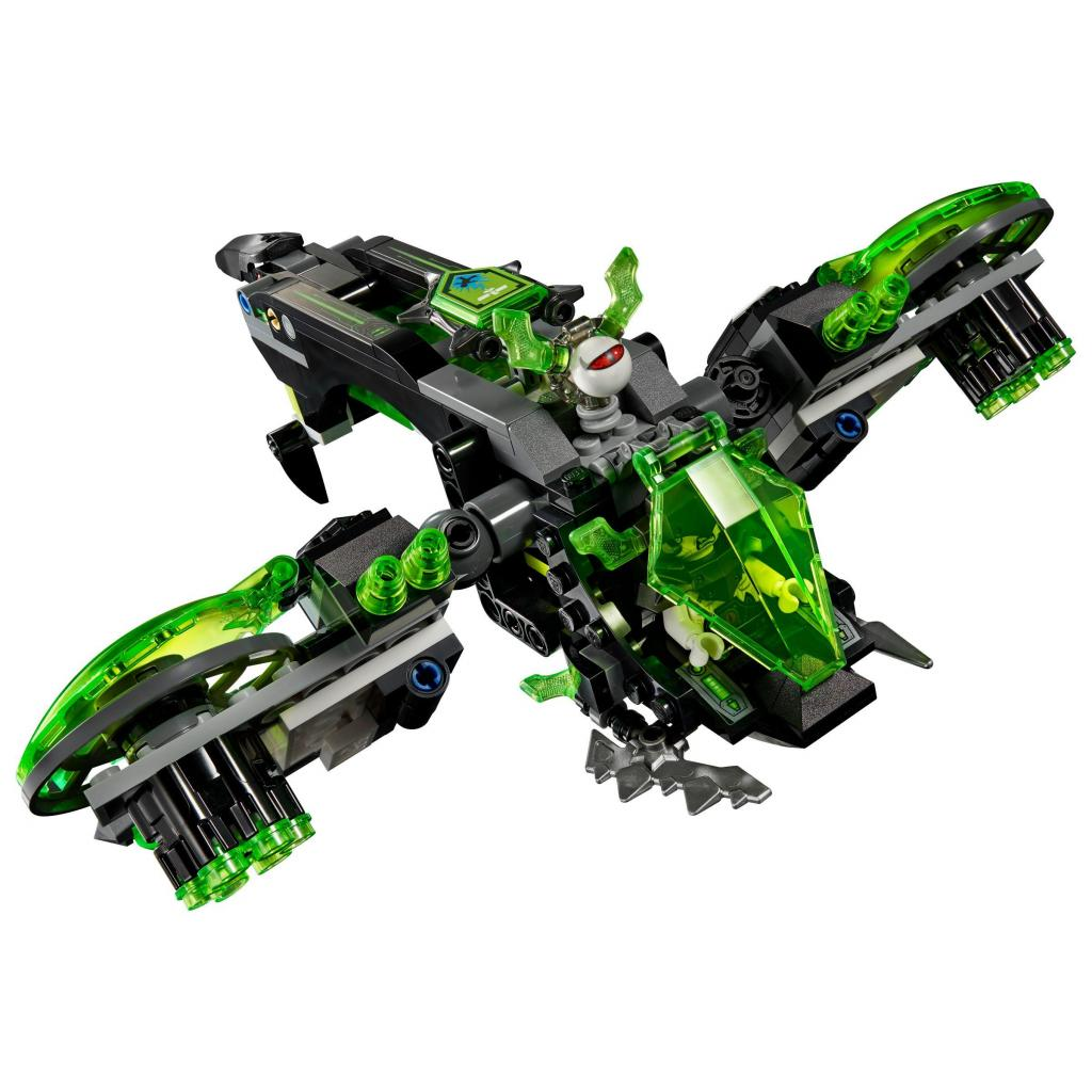 Конструктор LEGO Nexo Knights Бомбардировщик Берсеркер (72003) изображение 4