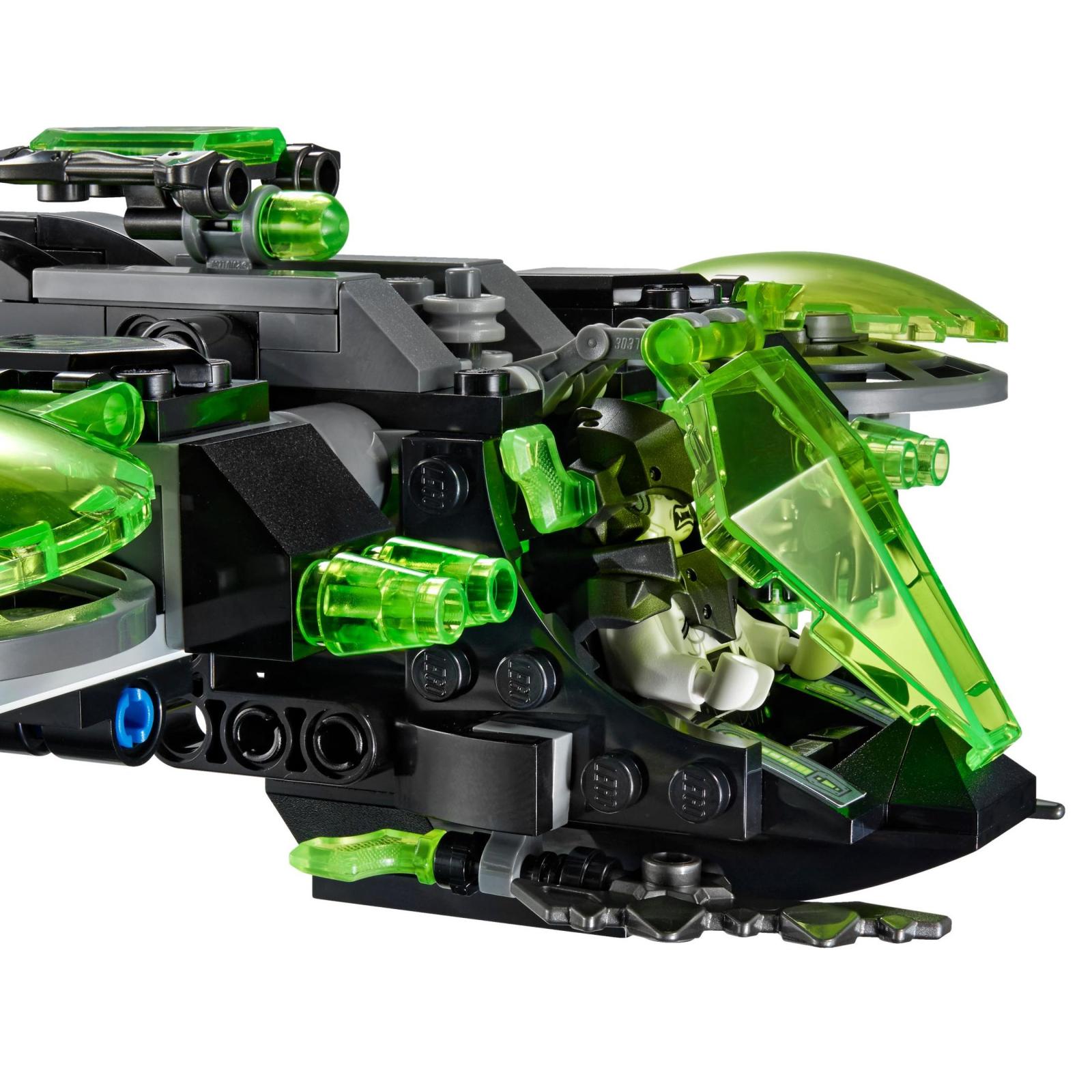Конструктор LEGO Nexo Knights Бомбардировщик Берсеркер (72003) изображение 5